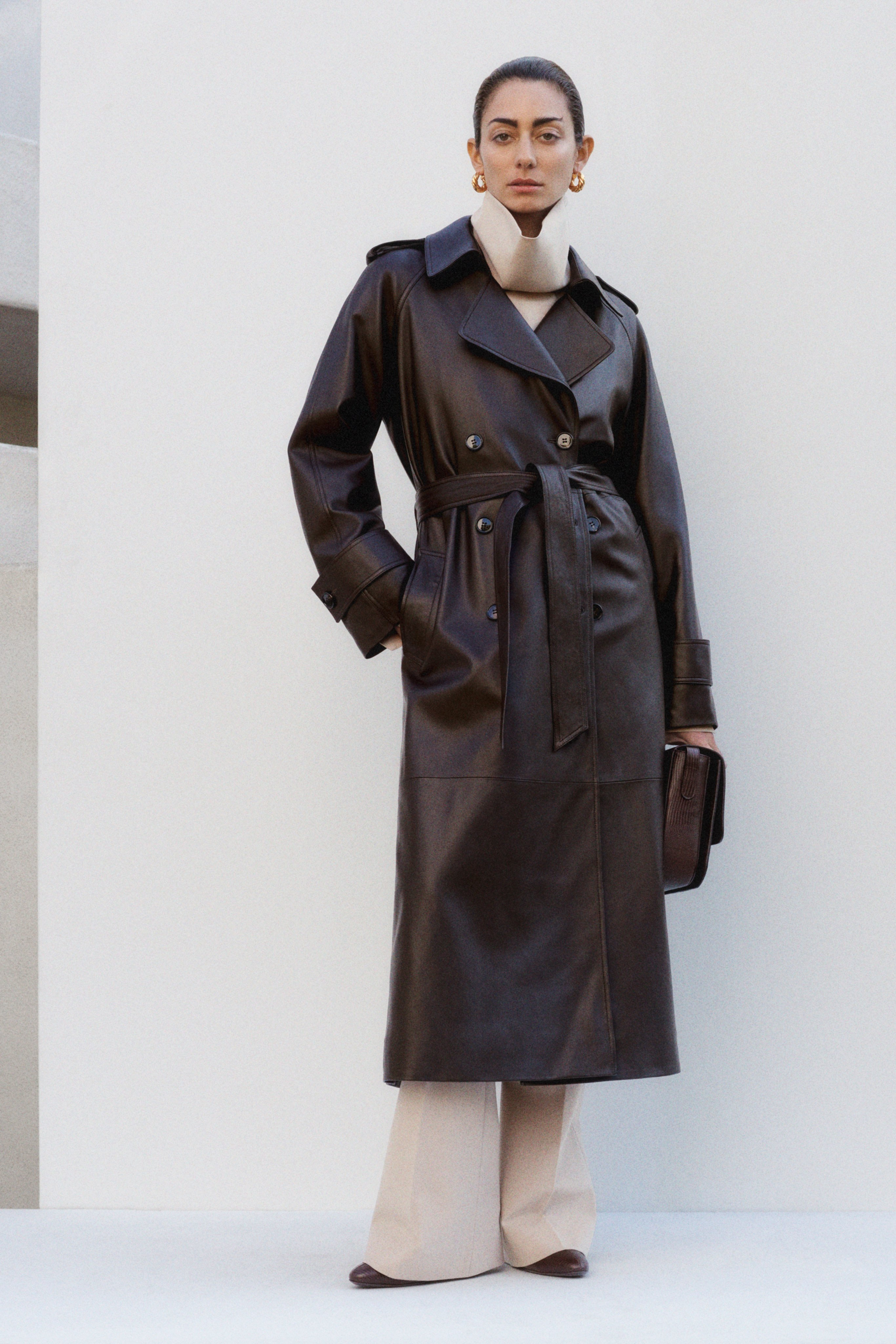CO Pre fall 2020 Lookbook trends runway coverage Ready To Wear Vogue coat