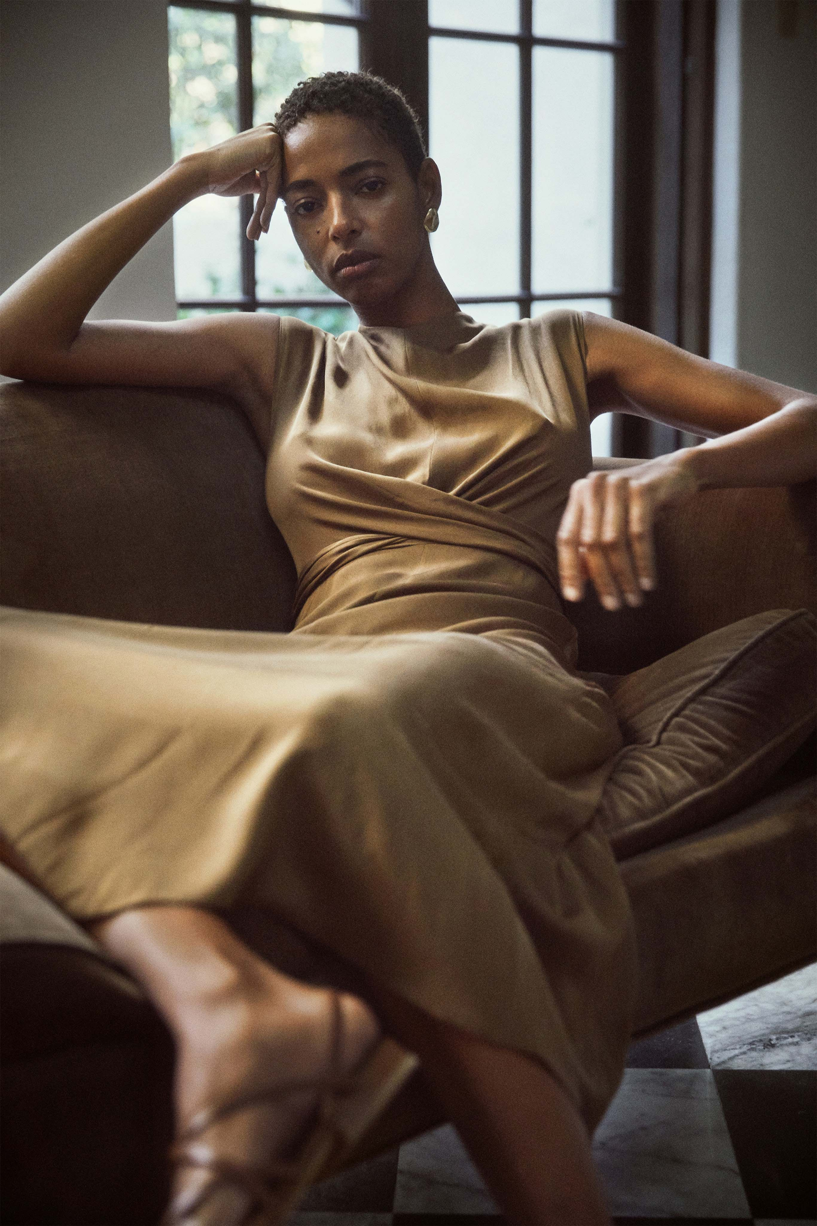 Vince Pre fall 2020 Lookbook trends runway coverage Ready To Wear Vogue fall neutrals