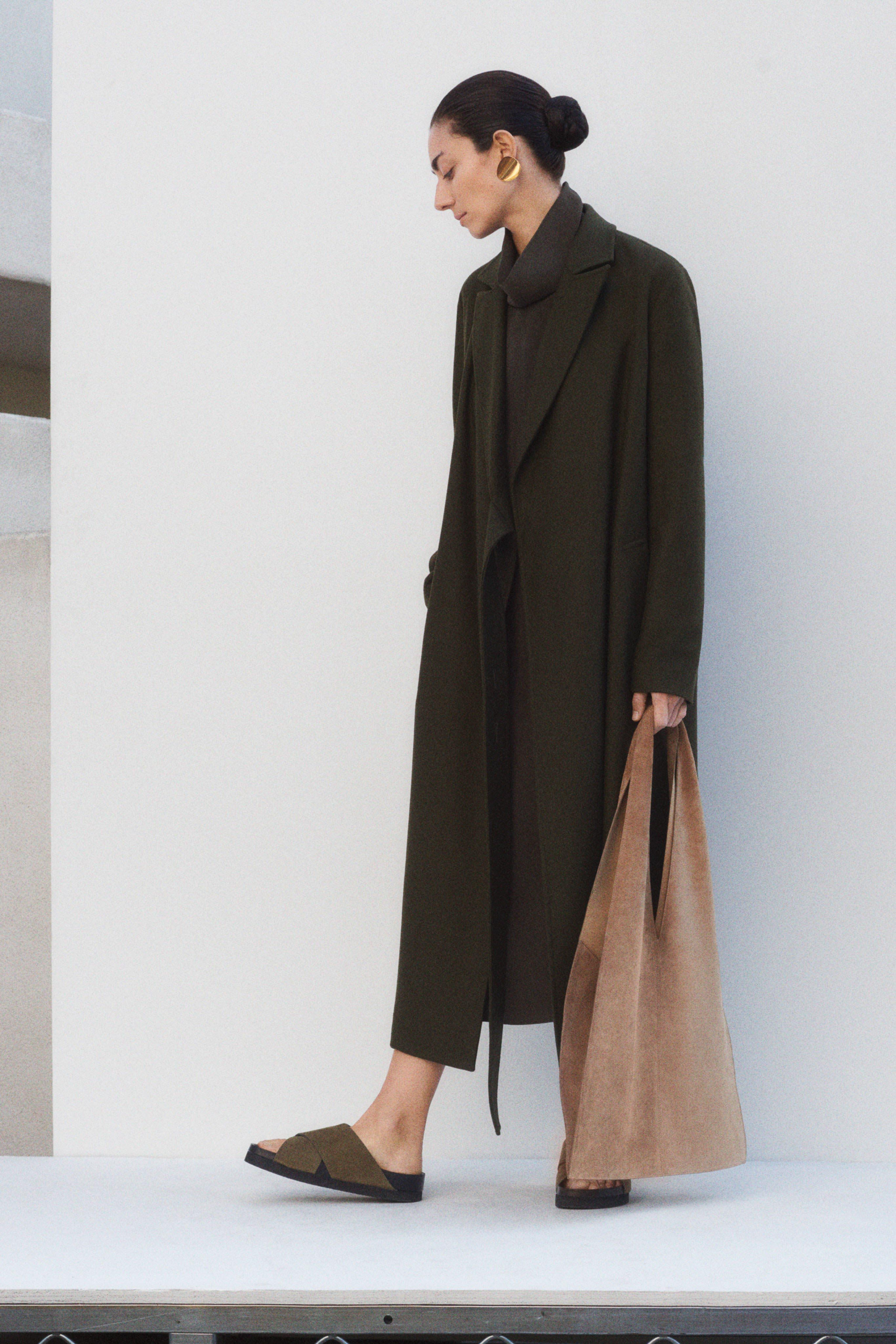 Co Pre fall 2020 Lookbook trends runway coverage Ready To Wear Vogue Monochrome