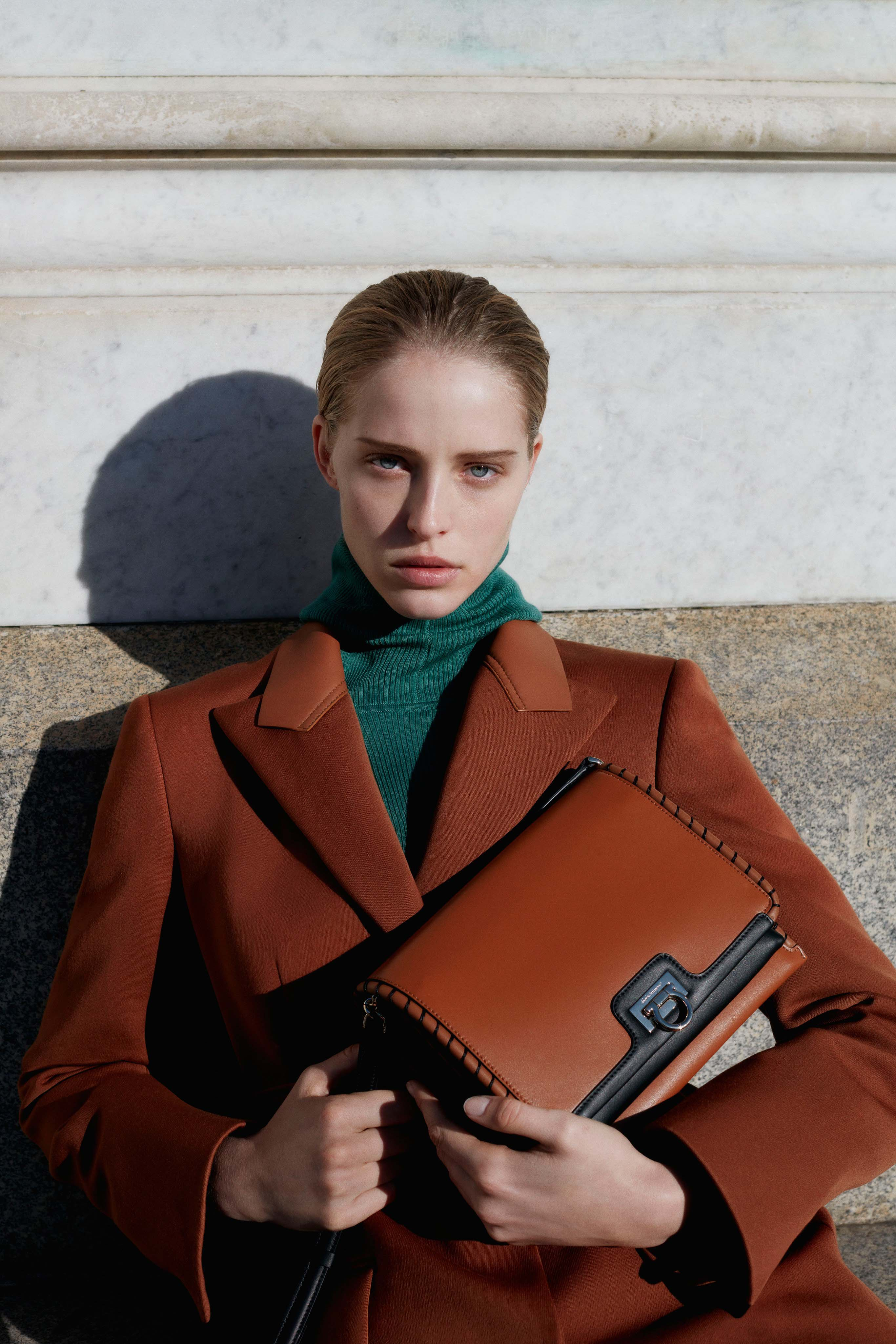 SALVATORE FERRAGAMO Pre fall 2020 Lookbook trends runway coverage Ready To Wear Vogue Suits