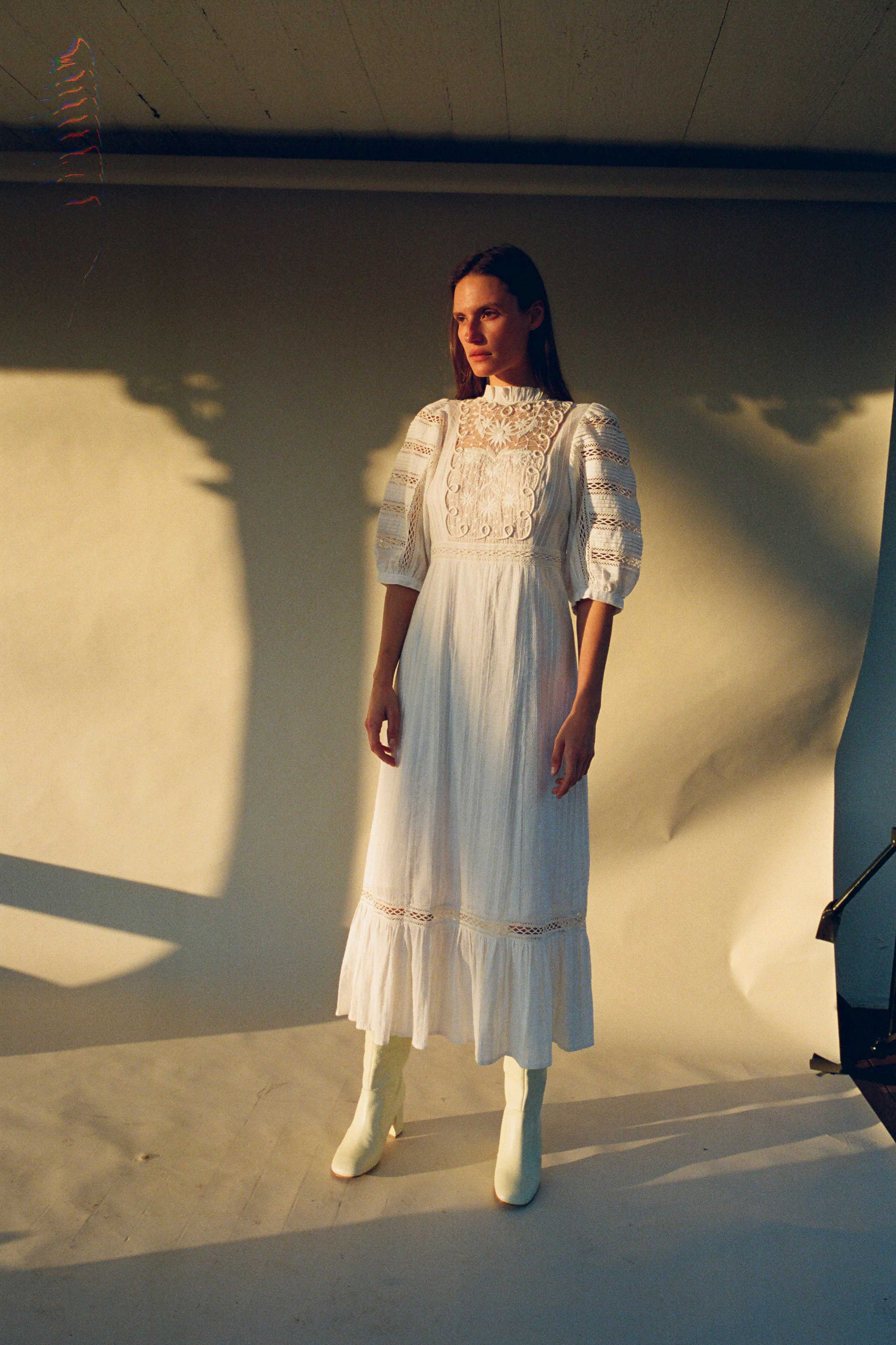 Sea Pre fall 2020 Lookbook trends runway coverage Ready To Wear Vogue day to night dress