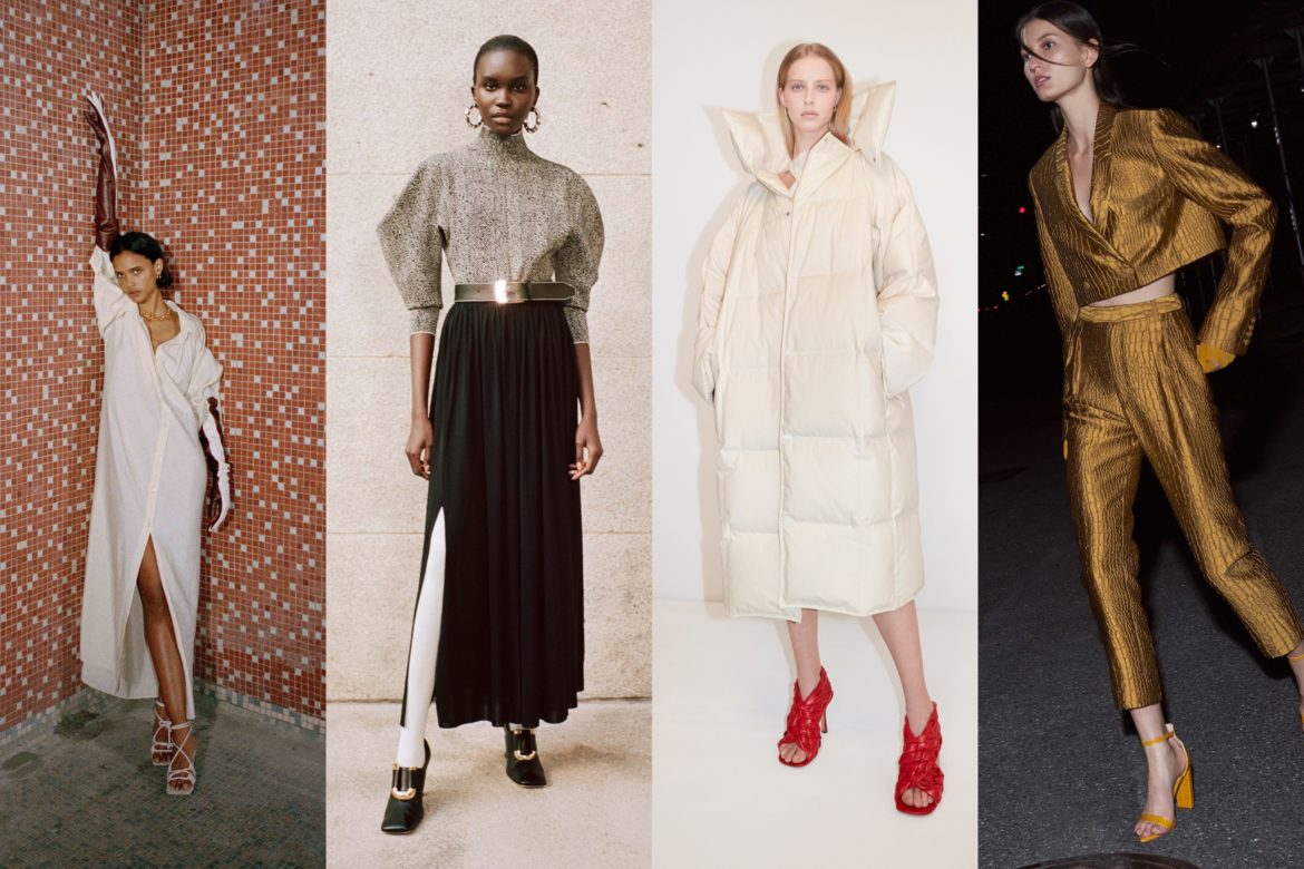 Best Pre fall 2020 fashion trends Ready To Wear Vogue Proenza Schouler, Nanushka, Bottega Veneta, Balmain, Sally La Pointe, Chanel