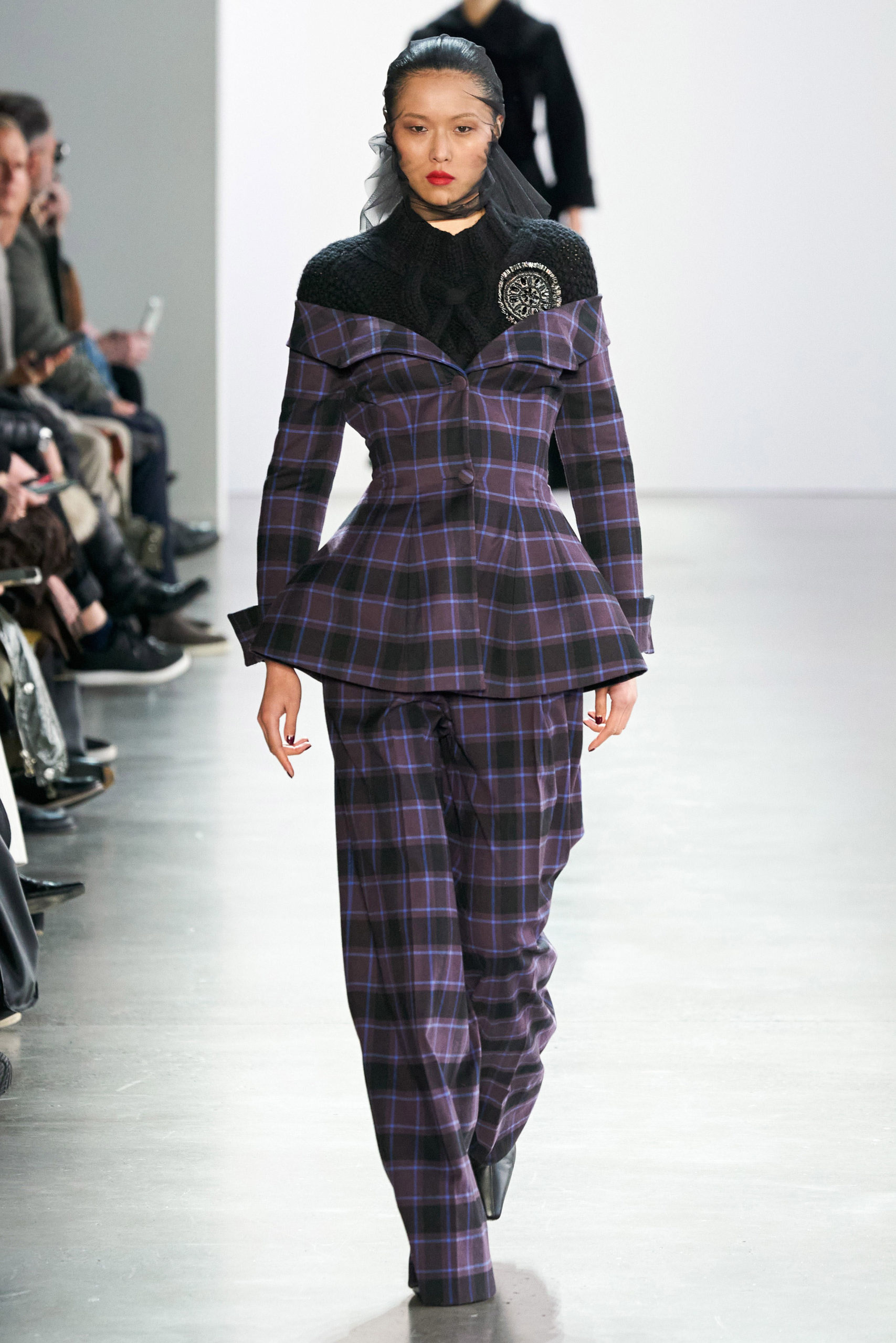 NYFW runways AW2020 FW2020 -RTW-Fall-2020 Brock Collection