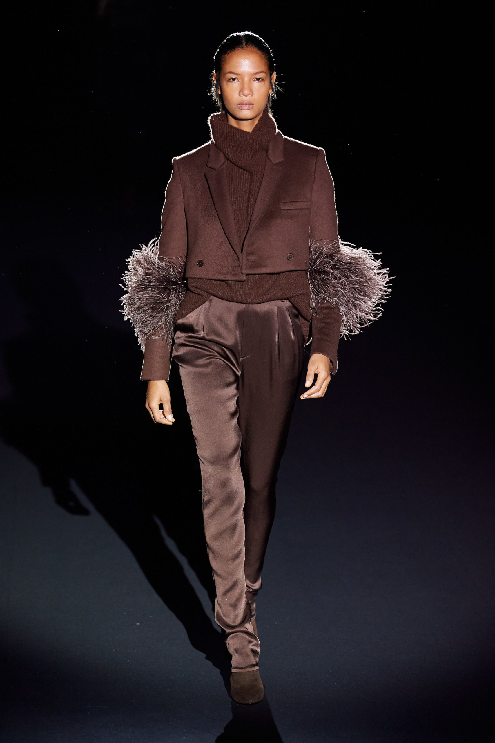 NYFW runways AW2020 FW2020 Sally La Pointe-RTW-Fall-2020