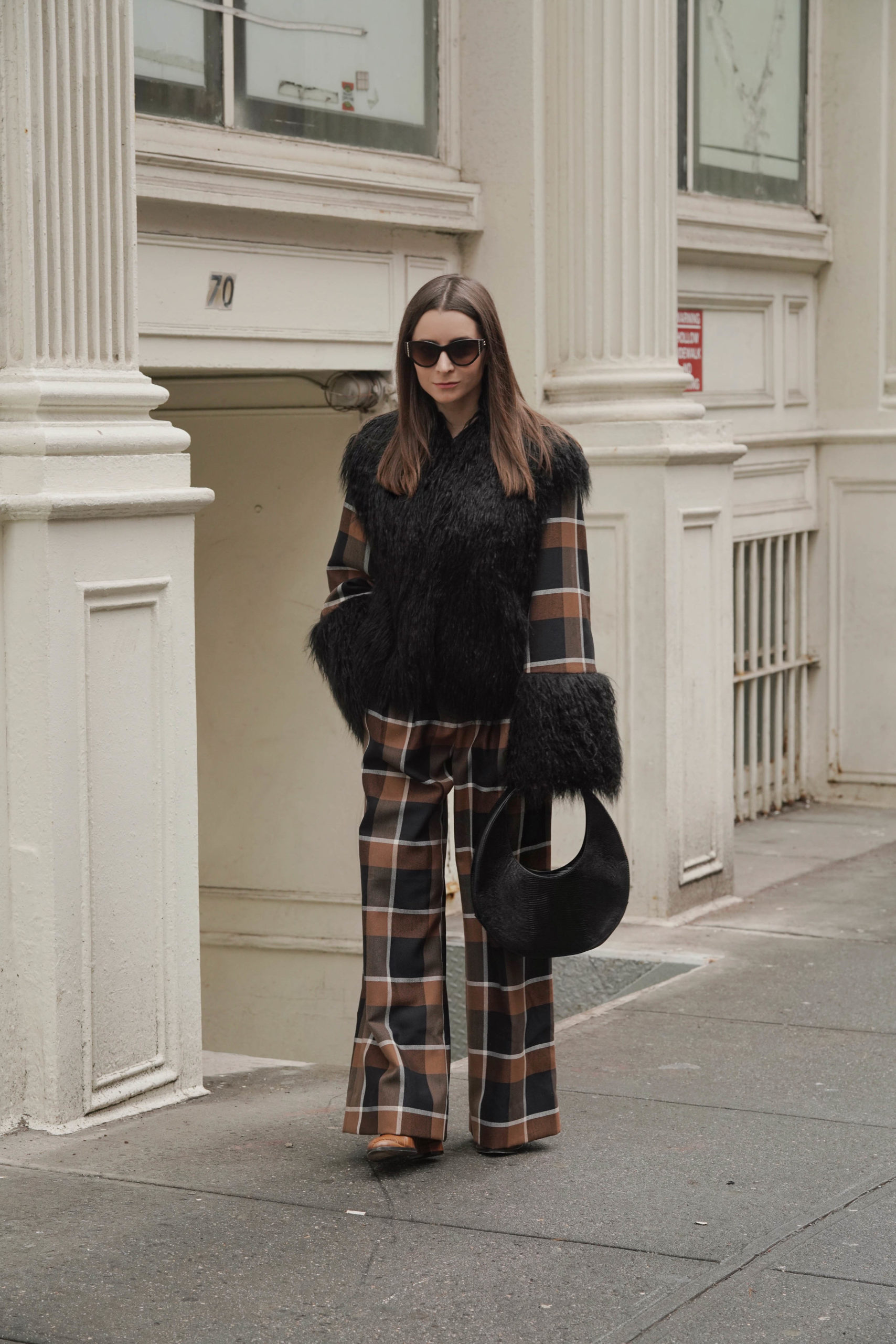 Street Style New York Fashion Week NYFW AW2020 FW2020 julia comil staud