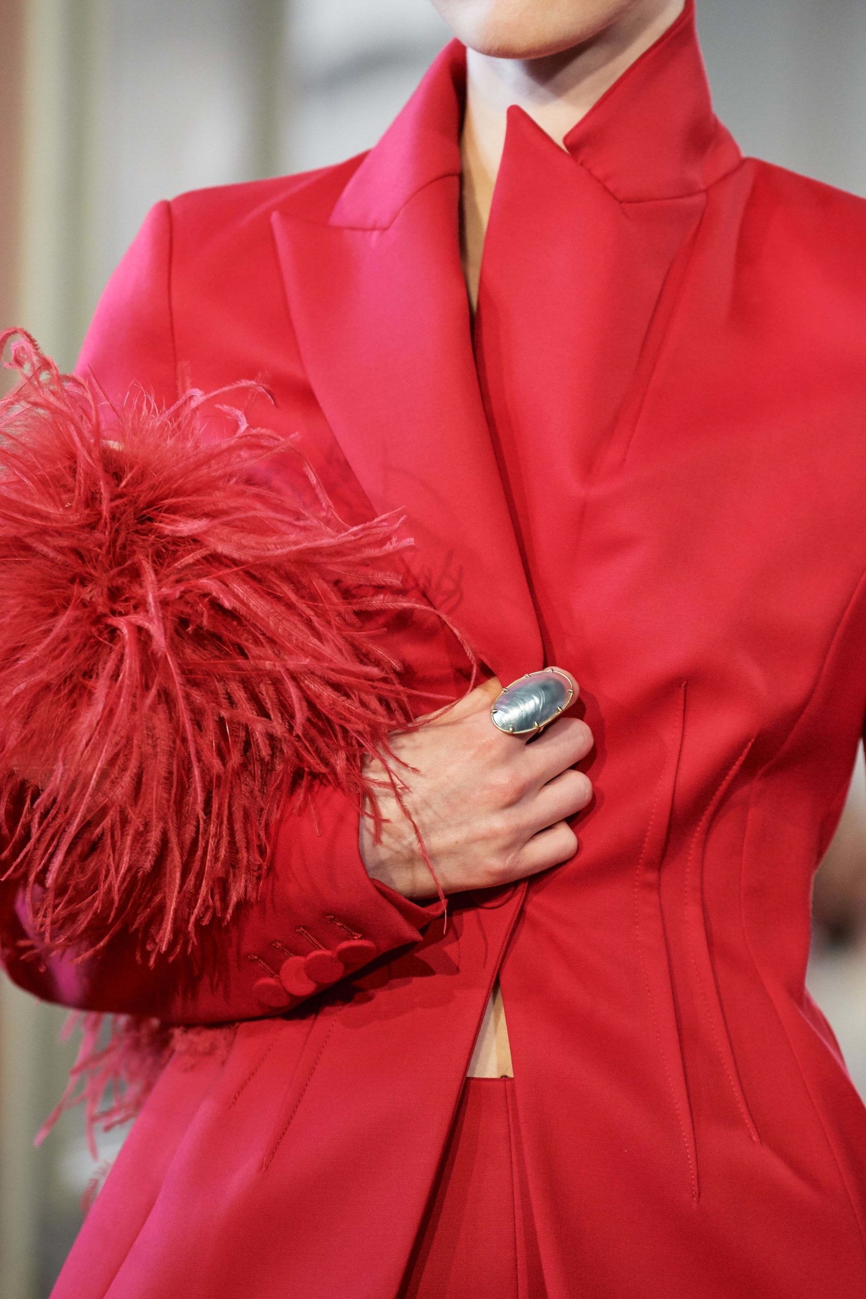 Altuzarra details Fall 2020 trends runway coverage Ready To Wear Vogue best of accessories fall 2020 jewels
