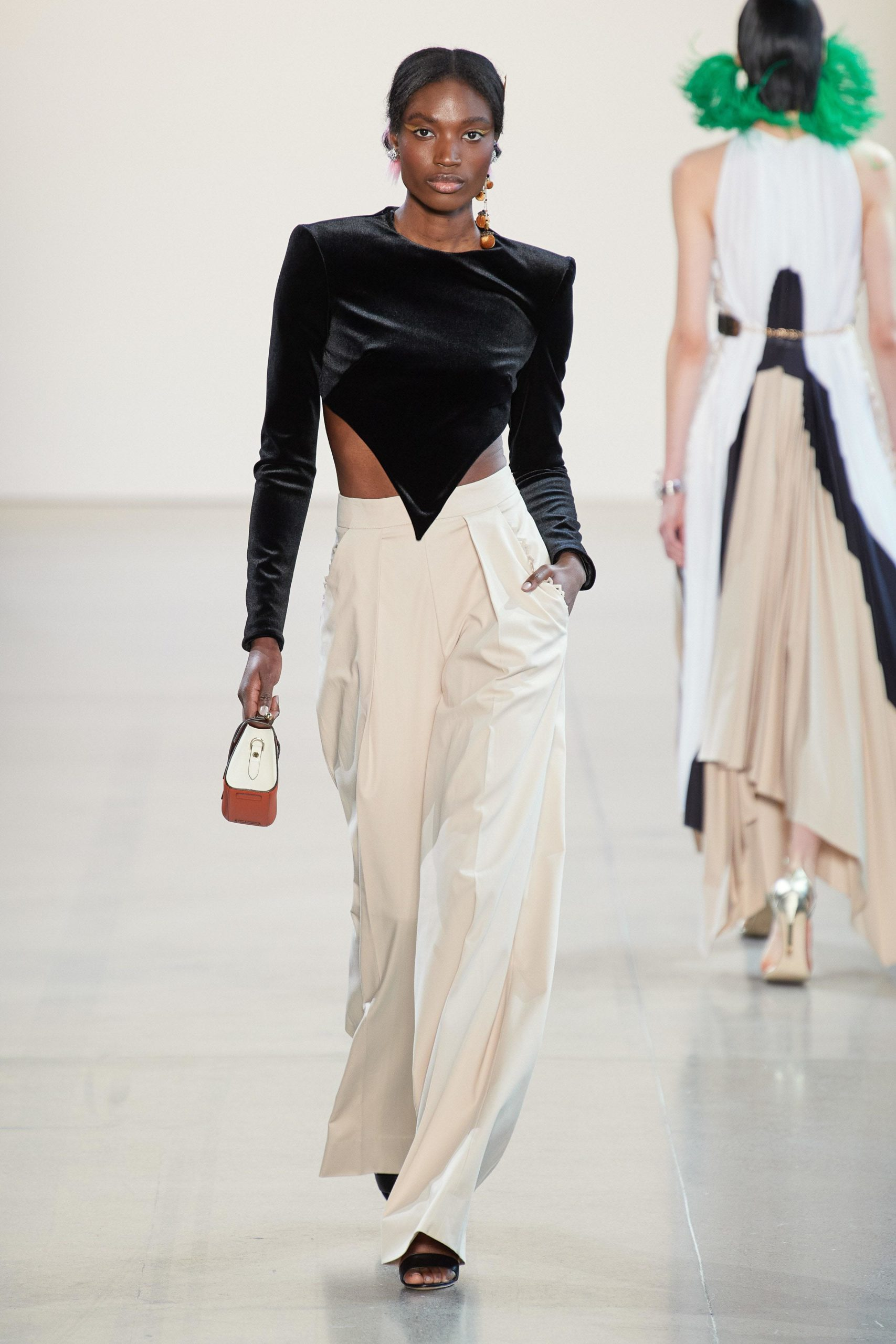 Bibhu Mohapatra Fall Winter 2020 trends runway coverage Ready To Wear Vogue_