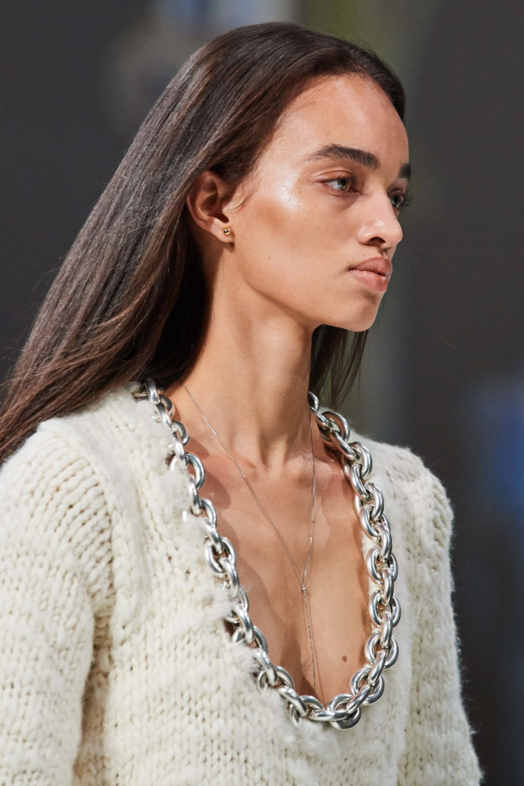 Bottega Veneta Fall 2020 trends runway report Ready To Wear Vogue details necklaces best of accessories fall 2020