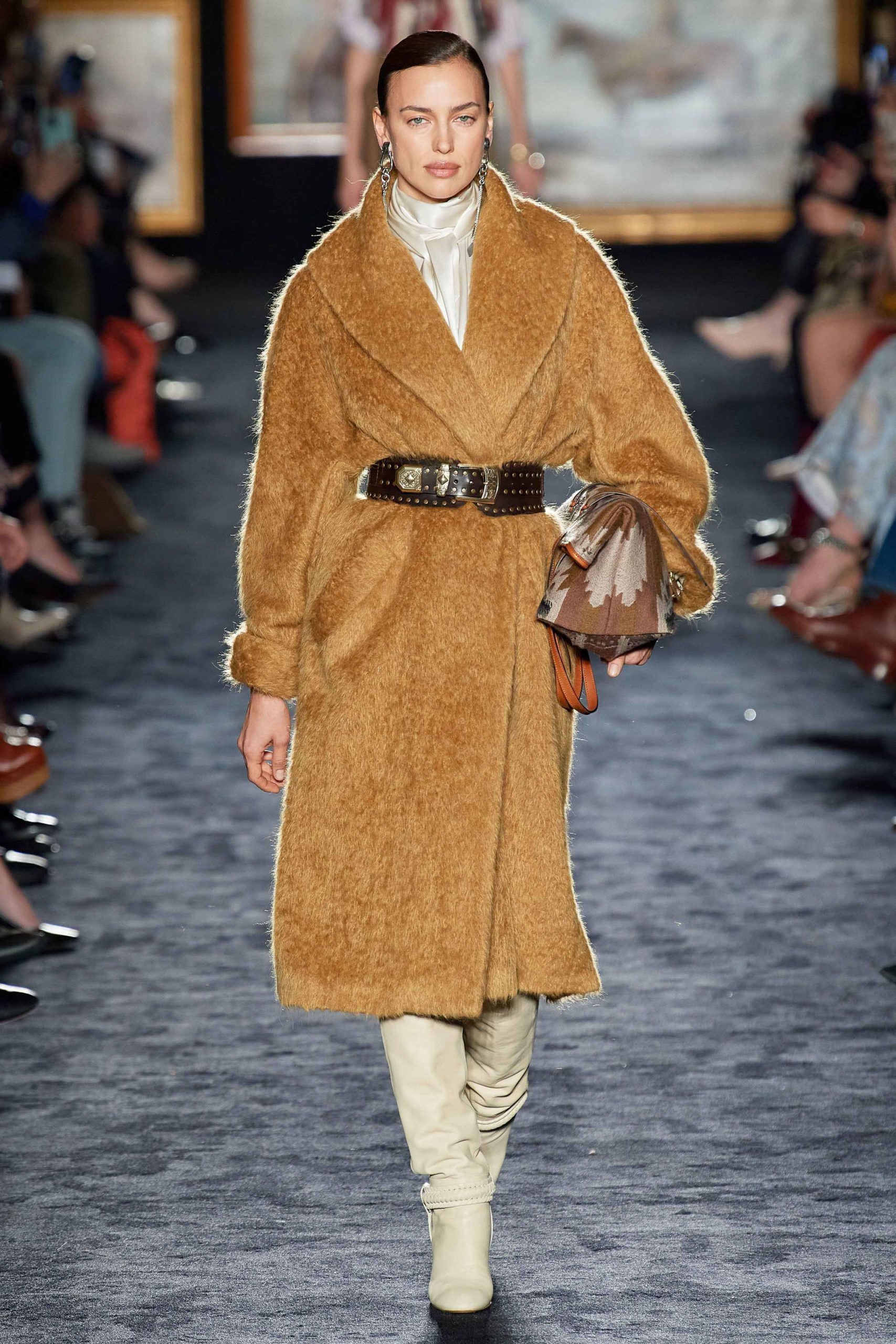 Etro Fall 2020 trends runway report Ready To Wear Vogue shaggy