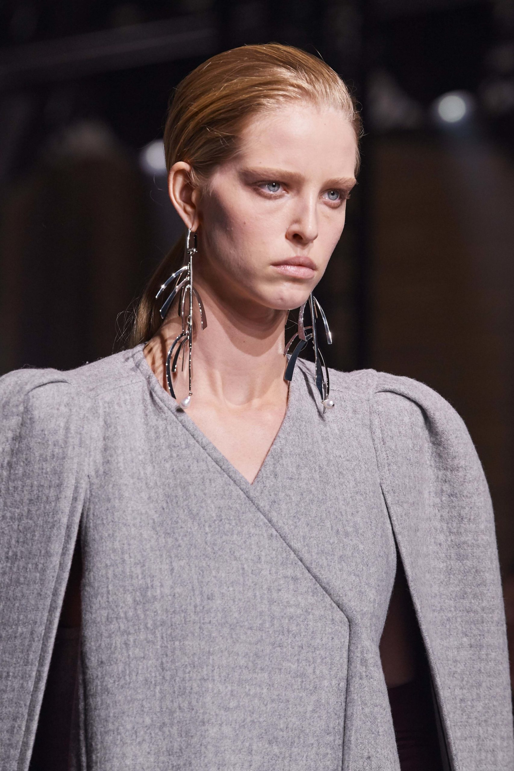 Givenchy Fall 2020 trends runway coverage Ready To Wear Vogue earrings best of accessories fall 2020 best of accessories fall 2020
