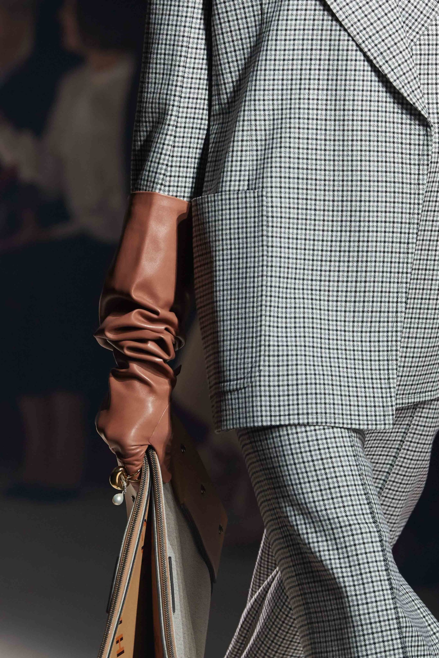 Givenchy Fall 2020 trends runway coverage Ready To Wear Vogue glove best fall 2020 acessory
