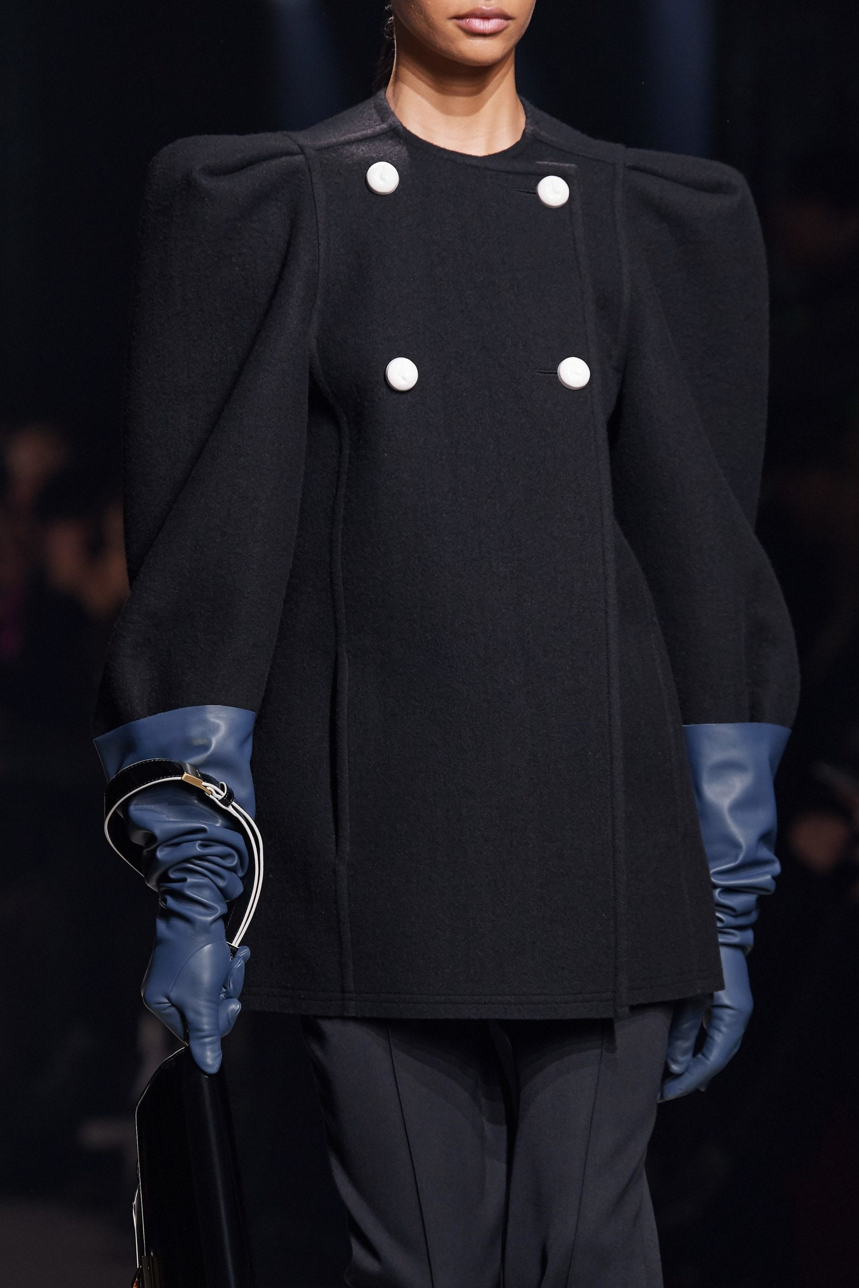 Givenchy Fall 2020 trends runway coverage Ready To Wear Vogue glove deets best fall 2020 accessories