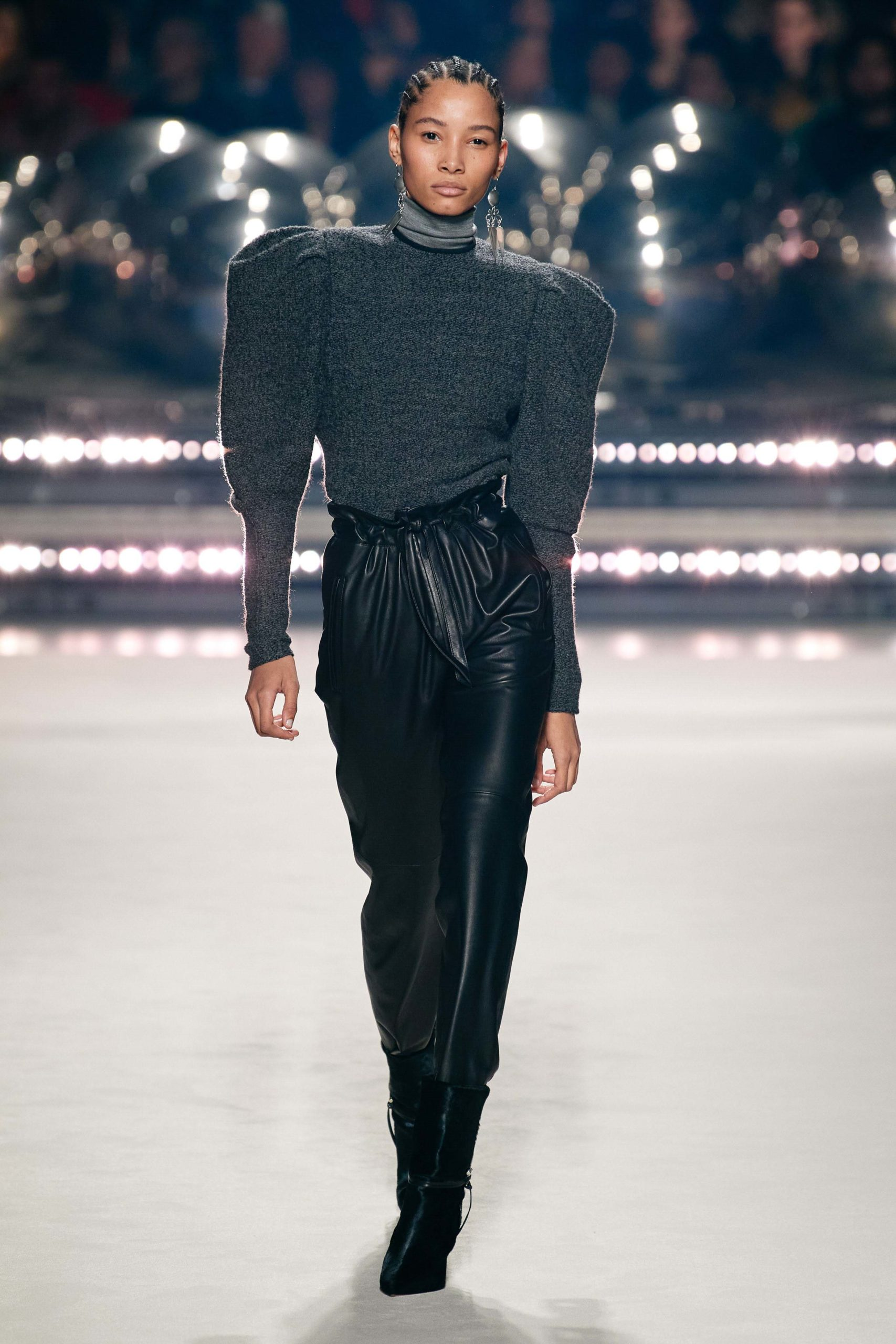 Isabel Marant Fall 2020 trends runway coverage Ready To Wear Vogue bold sleeves