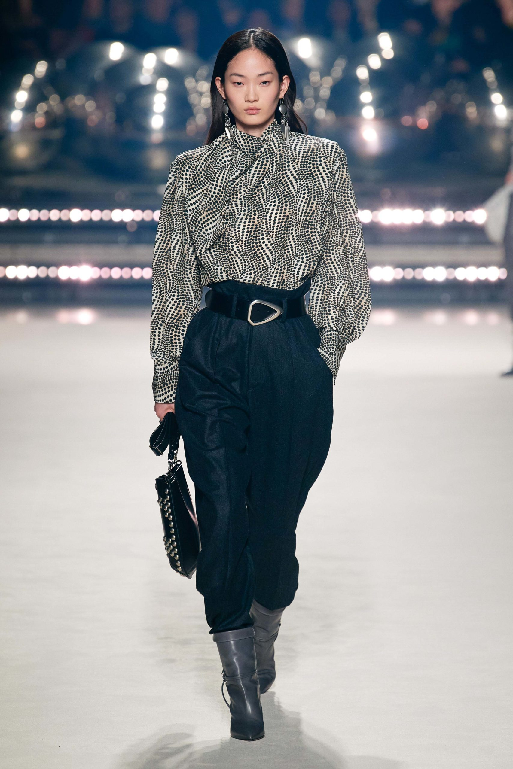 Isabel Marant Fall 2020 trends runway coverage Ready To Wear Vogue
