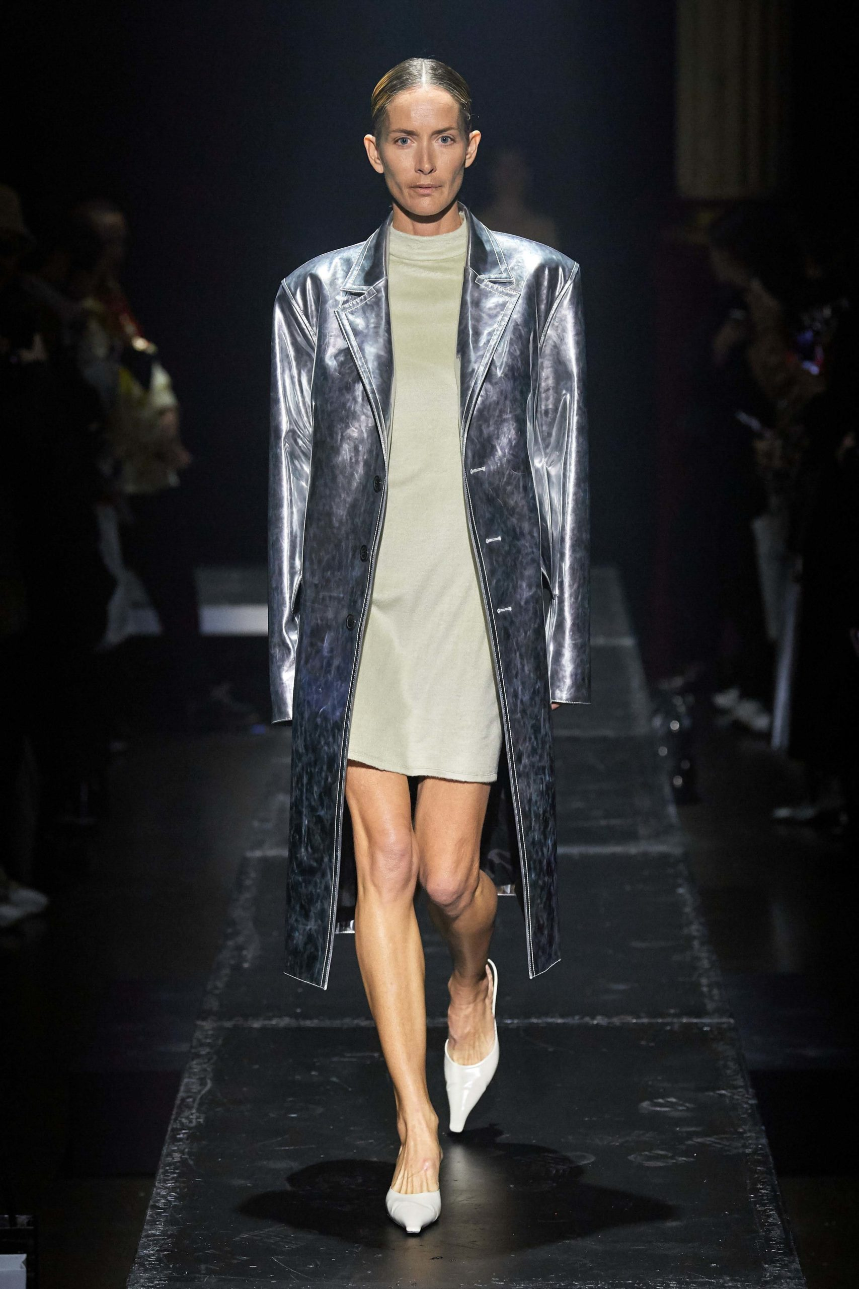 Kwaidan Editions Fall 2020 trends runway coverage Ready To Wear Vogue silver_