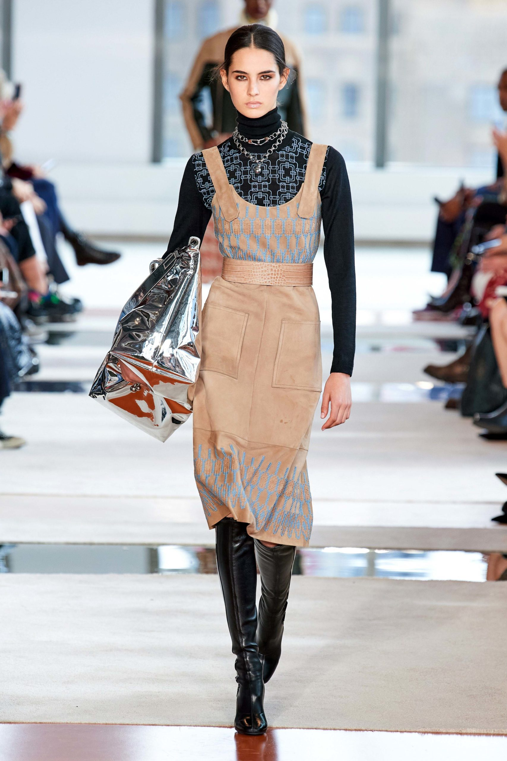 Longchamp Fall 2020 trends runway coverage Ready To Wear Vogue Harness