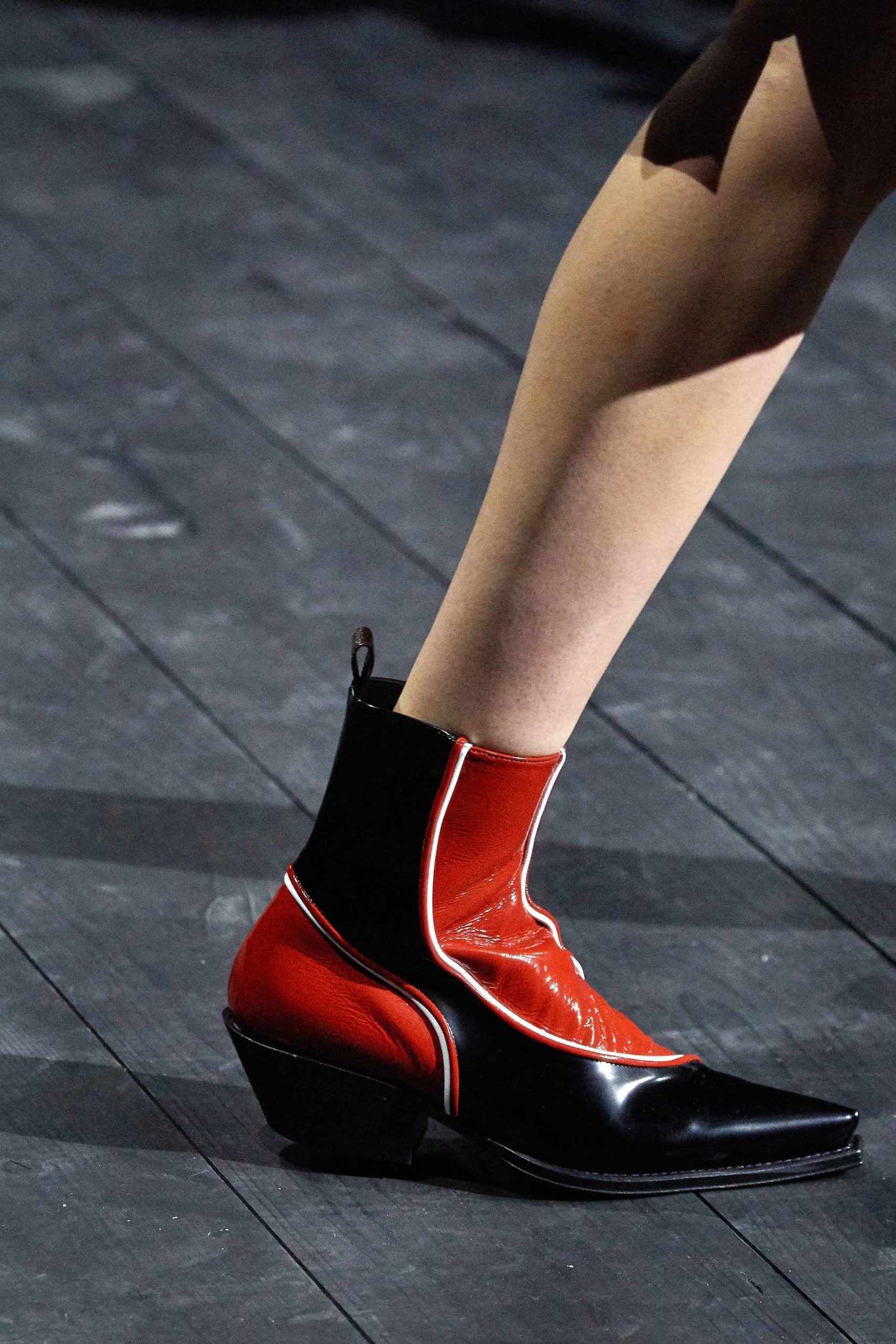 Louis Vuitton Fall 2020 trends runway coverage Ready To Wear Vogue pointed toe boots