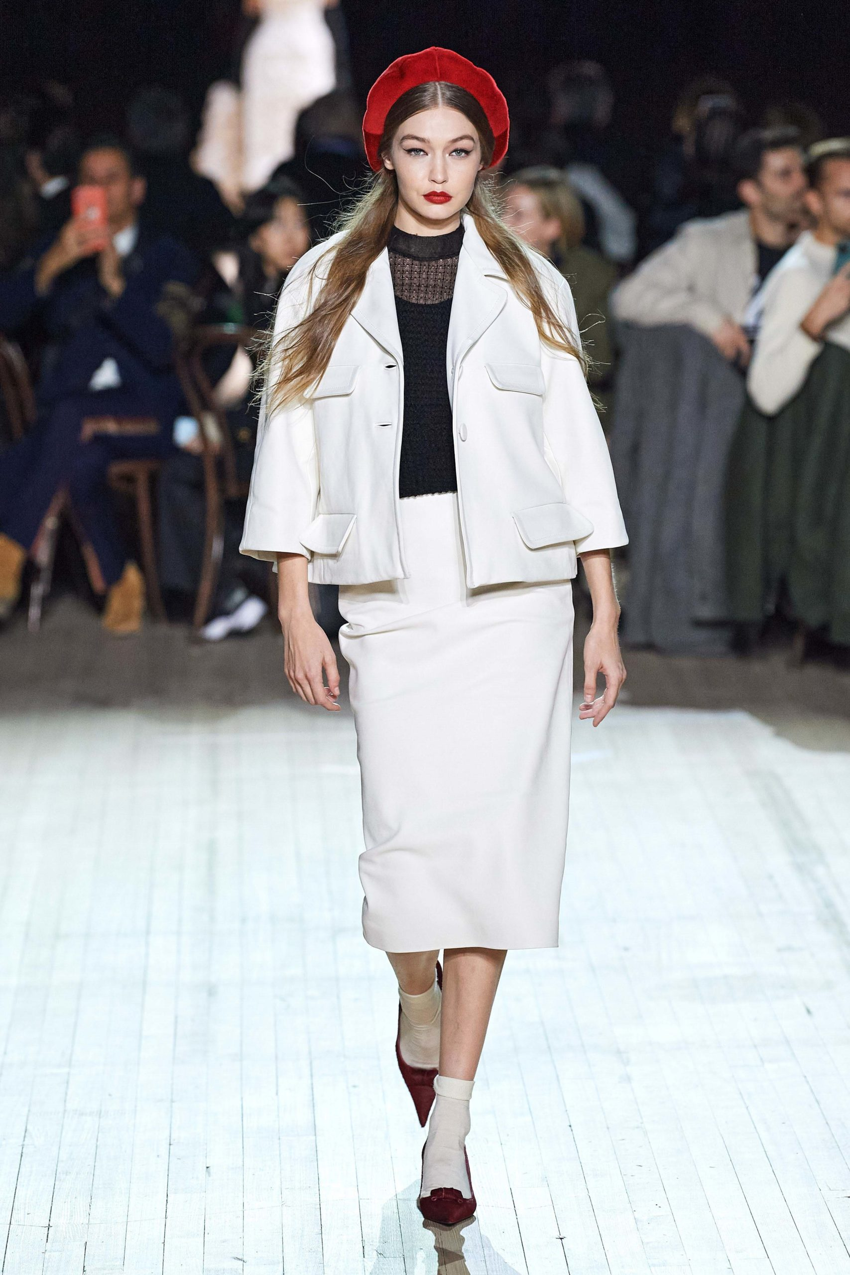 Marc Jacobs Fall 2020 trends runway coverage Ready To Wear Vogue tailleur jupe skirt suit
