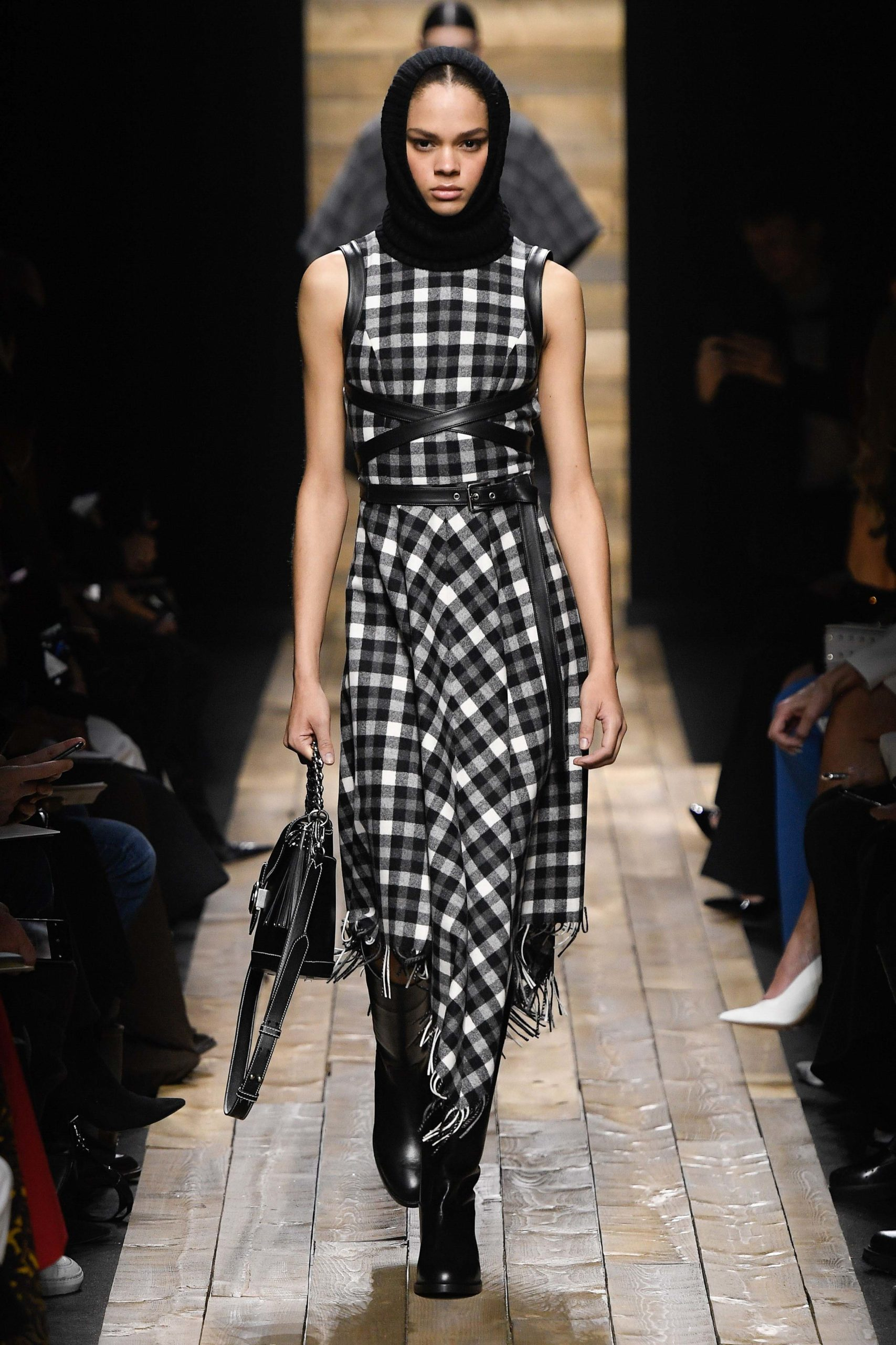 Michael Kors Fall 2020 trends runway coverage Ready To Wear Vogue Harness
