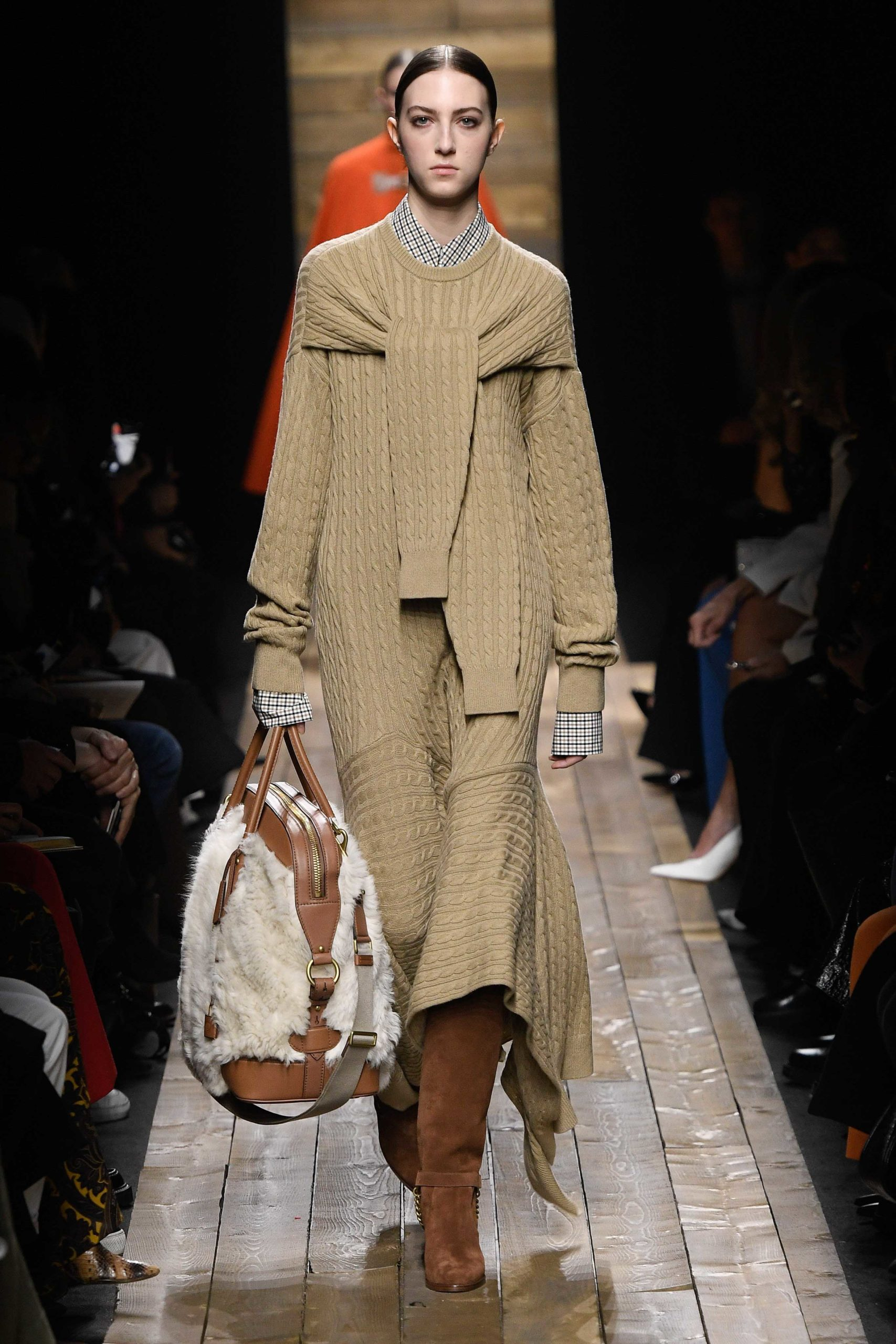 Michael Kors Fall 2020 trends runway coverage Ready To Wear Vogue toe front