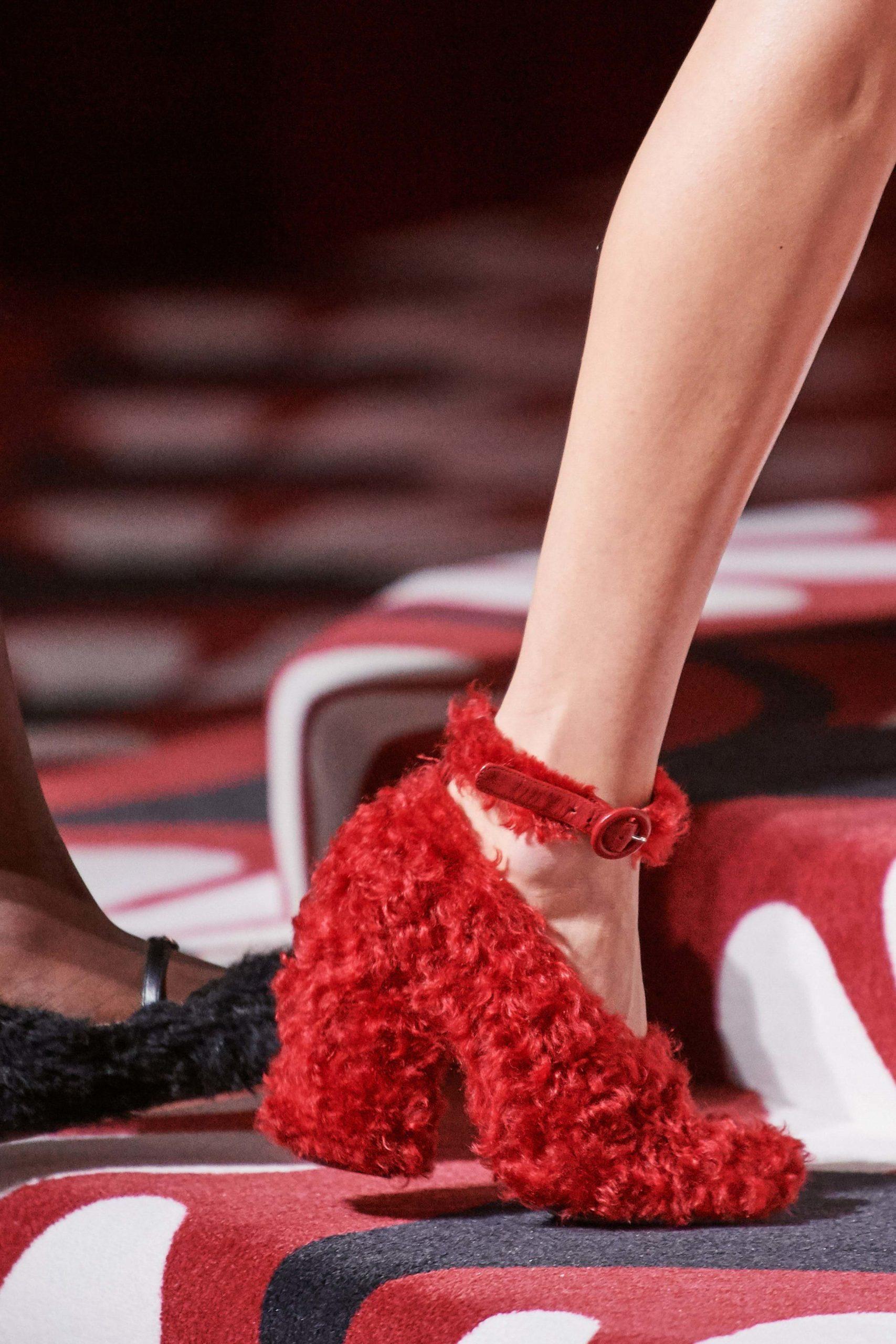 Miumiu Fall 2020 trends runway coverage Ready To Wear Vogue miumiu