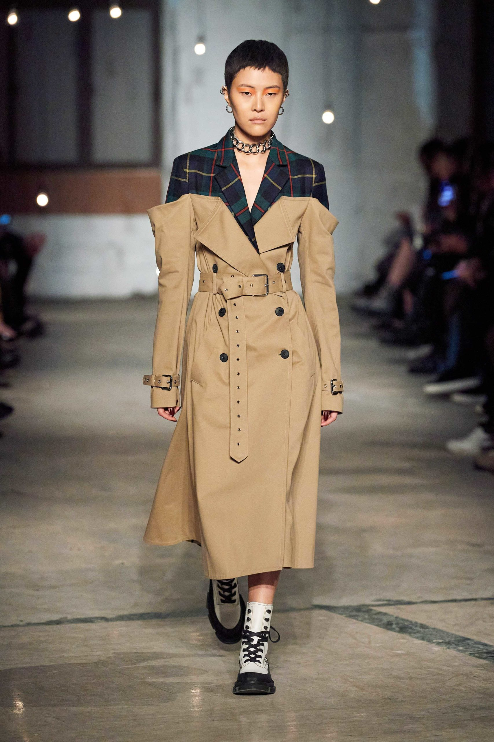 Monse Fall 2020 trends runway coverage Ready To Wear Vogue like shoulder