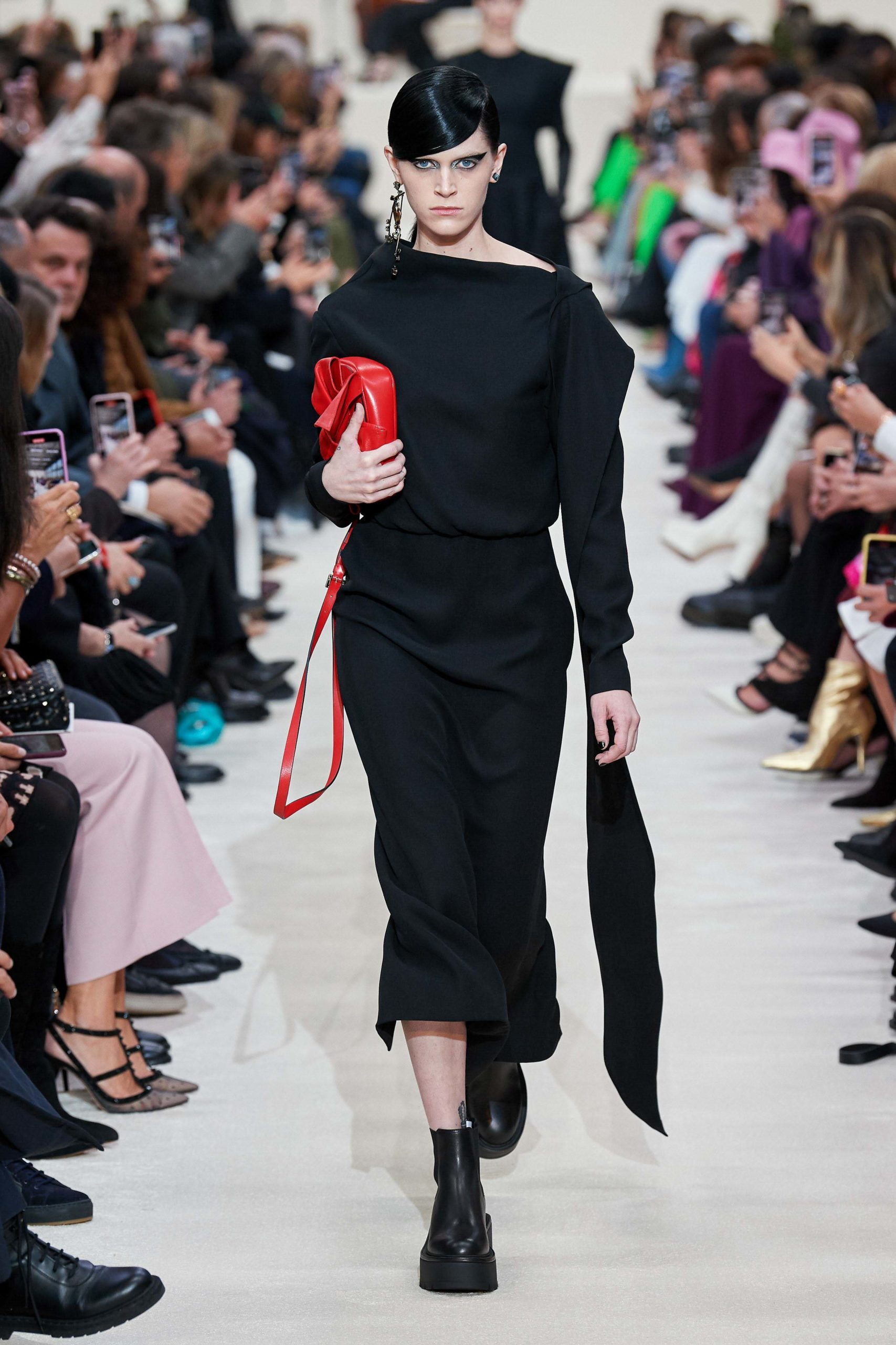 Valentino Fall 2020 trends runway coverage Ready To Wear Vogue sleeves bold sleeves