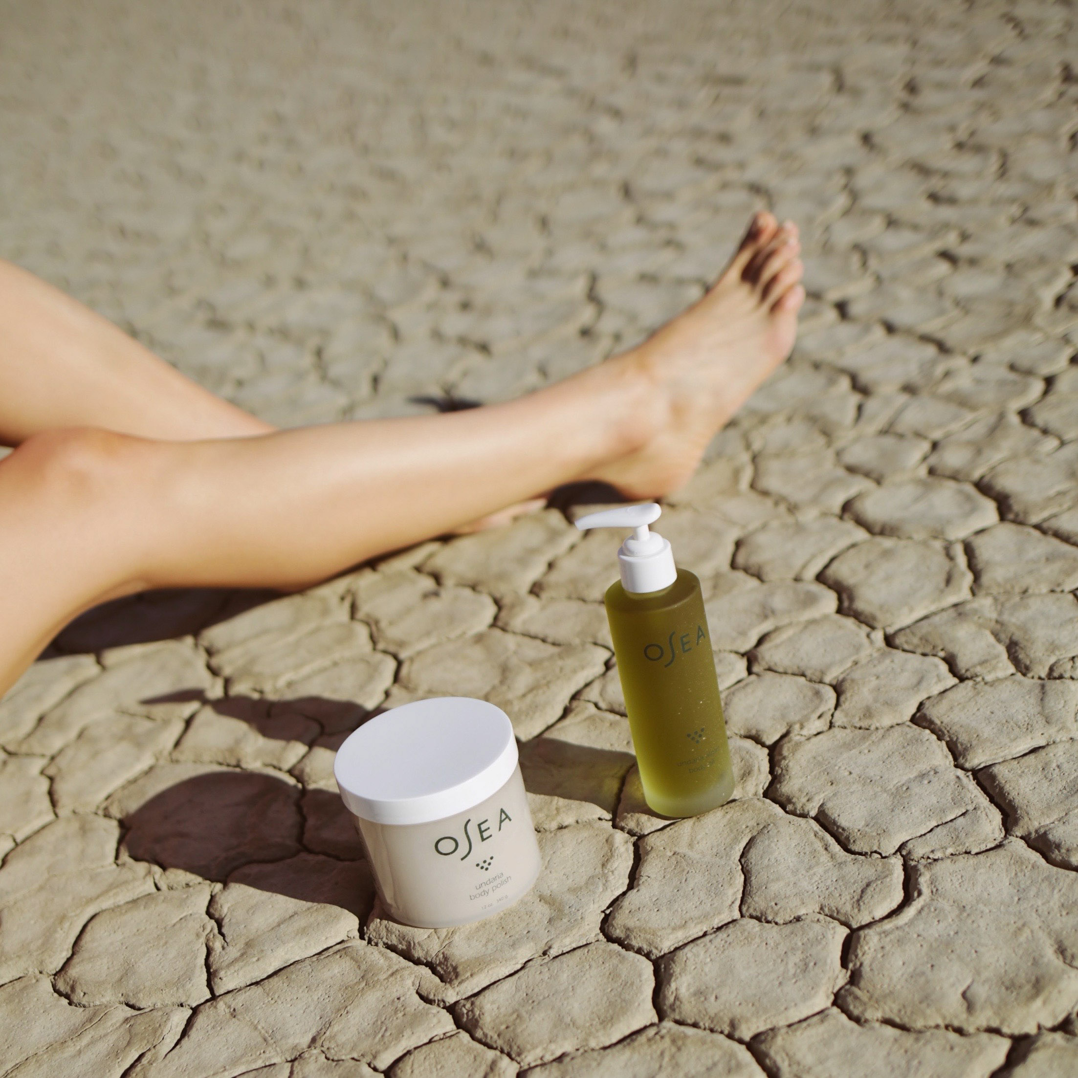 Osea Malibu clean beauty scrub natural scrub sustainable summer beach