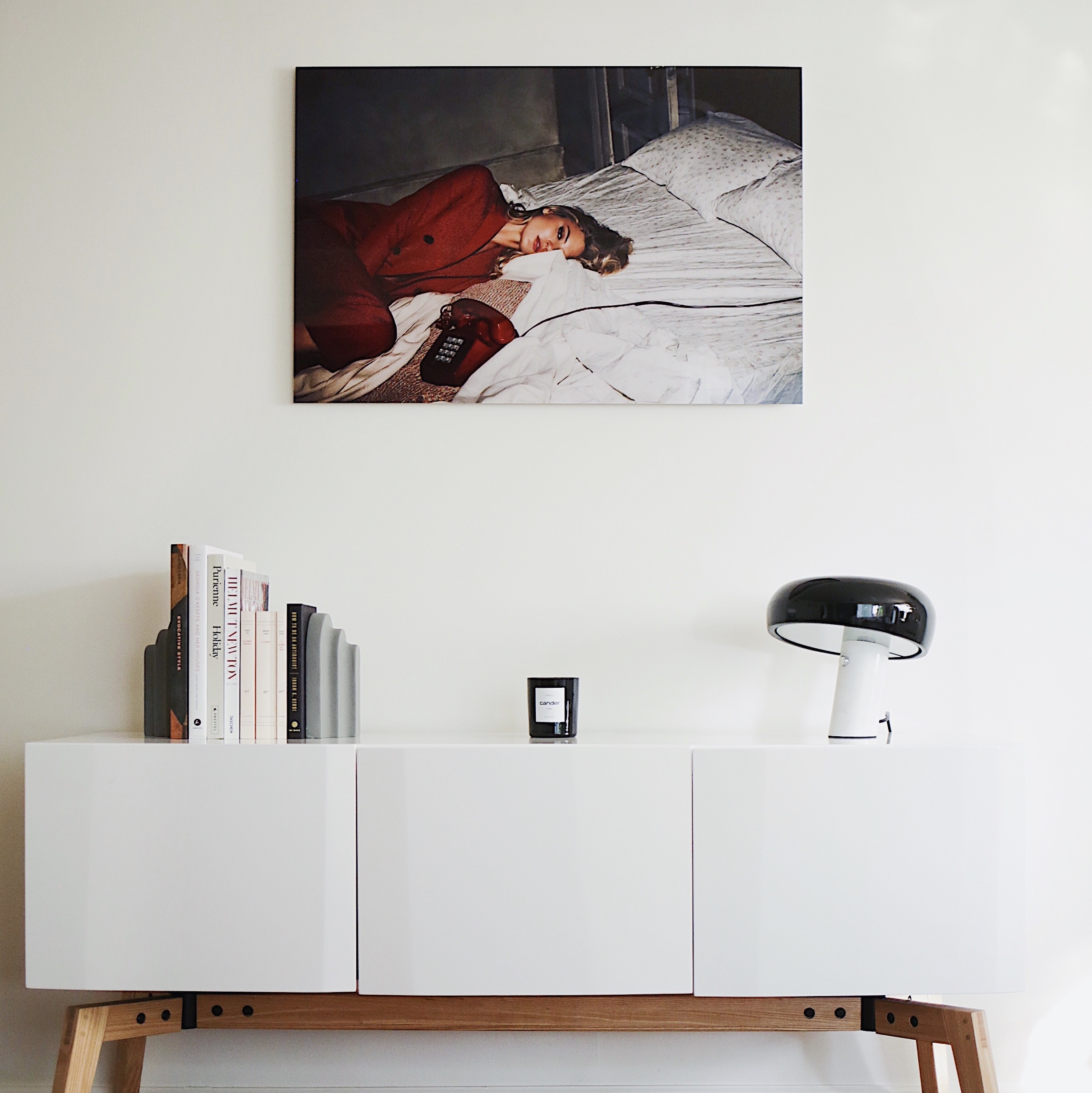 Lumas Gallery Review Julia Comil Review Discount Code Coupon Code france & son snoopy marble lamp modern table lamp minimal table lamp mid-century table lamp entry way sideboard cb2