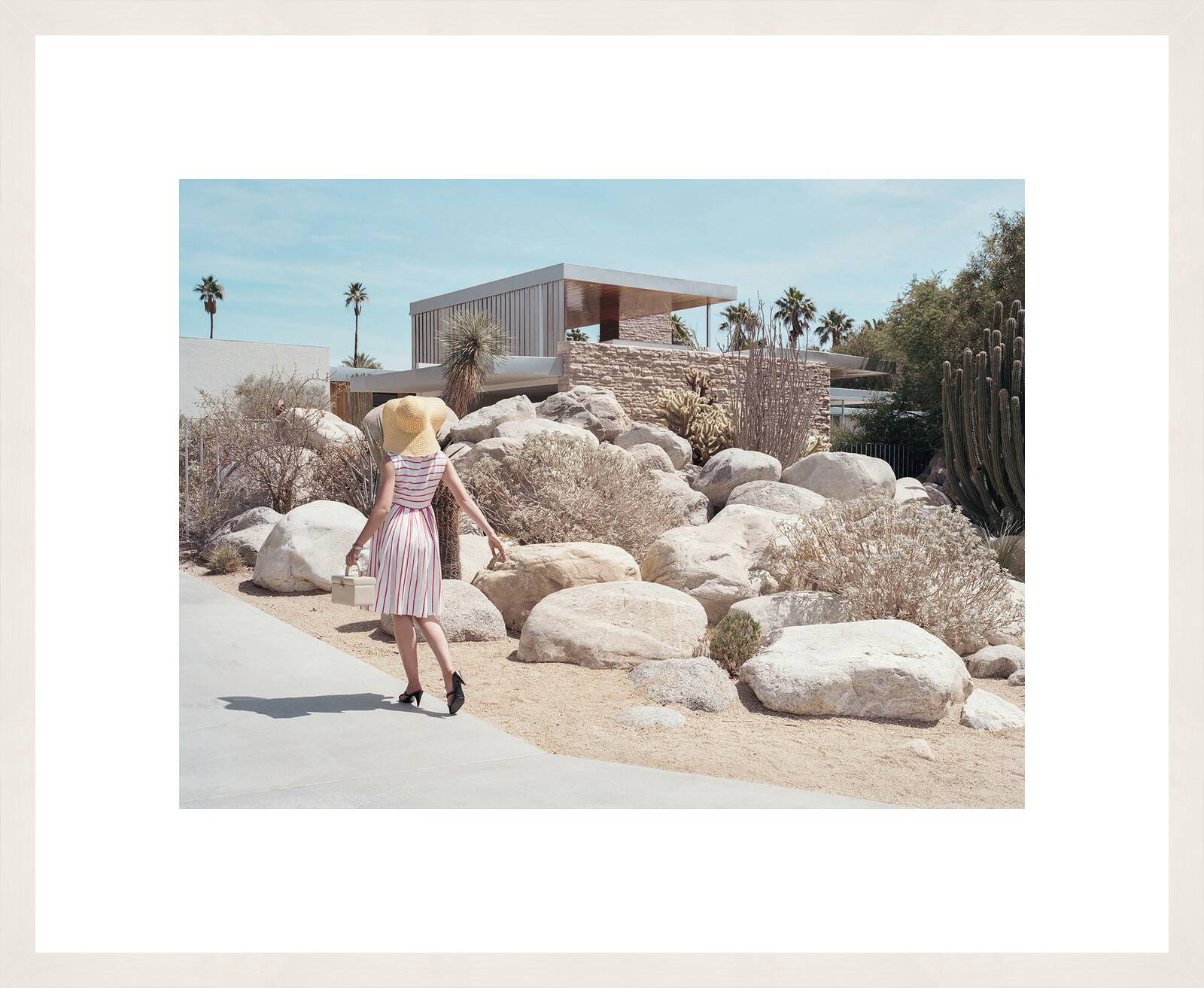 Kaufman House Richard Neutra FASHION PHOTOGRAPHY lumas gallery coupon code