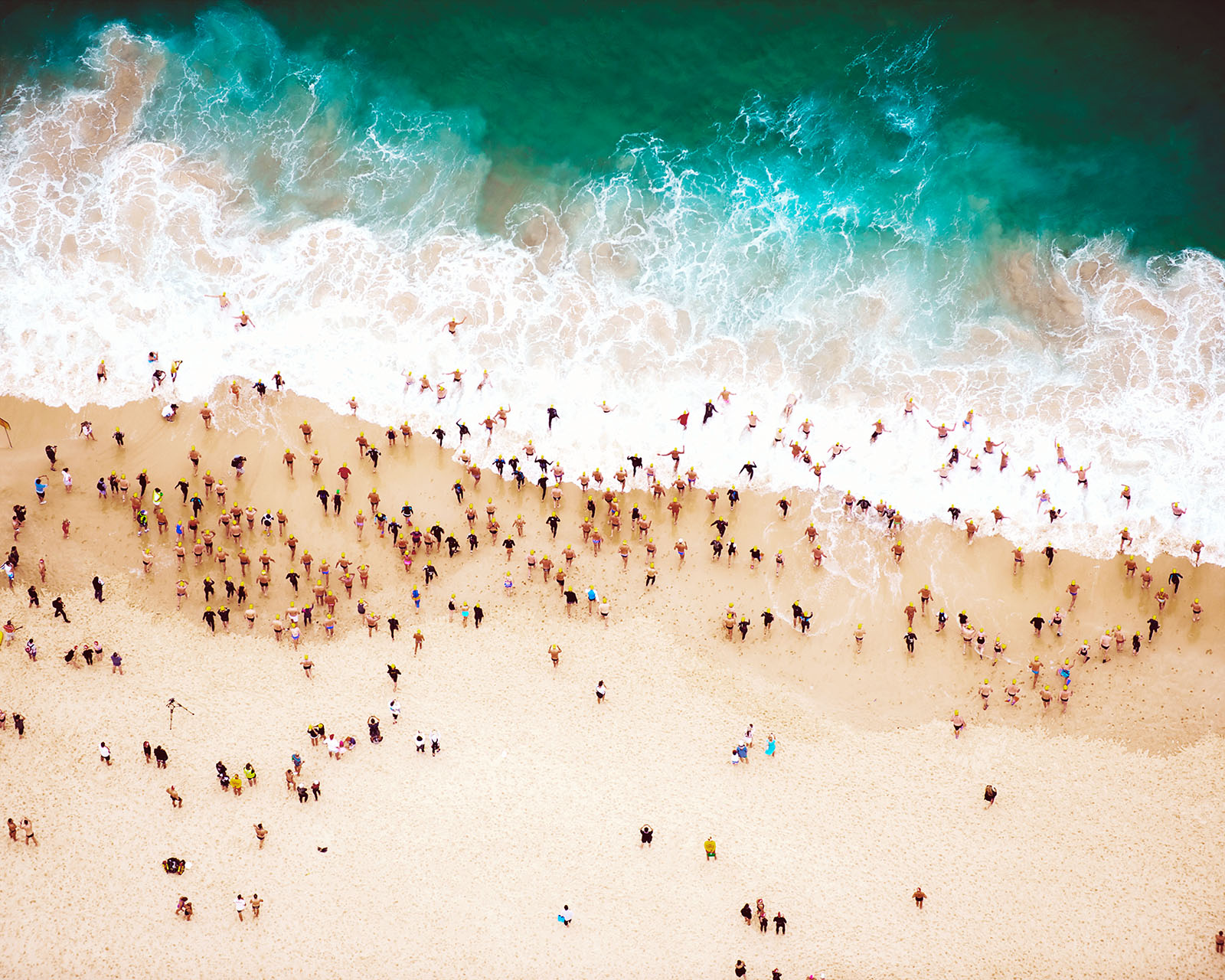 Tommy Clarke Entry beach photography graphic minimal lumas gallery coupon code