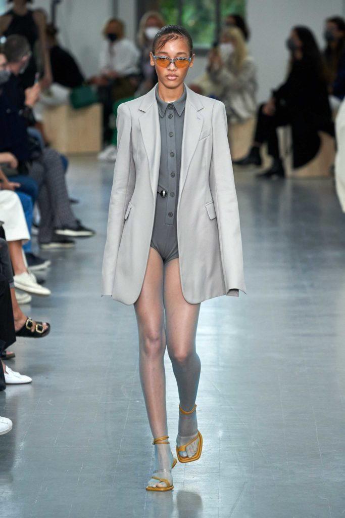 Spring Summer 2021 trends runway coverage Ready To Wear Vogue Pants are an option Sportmax