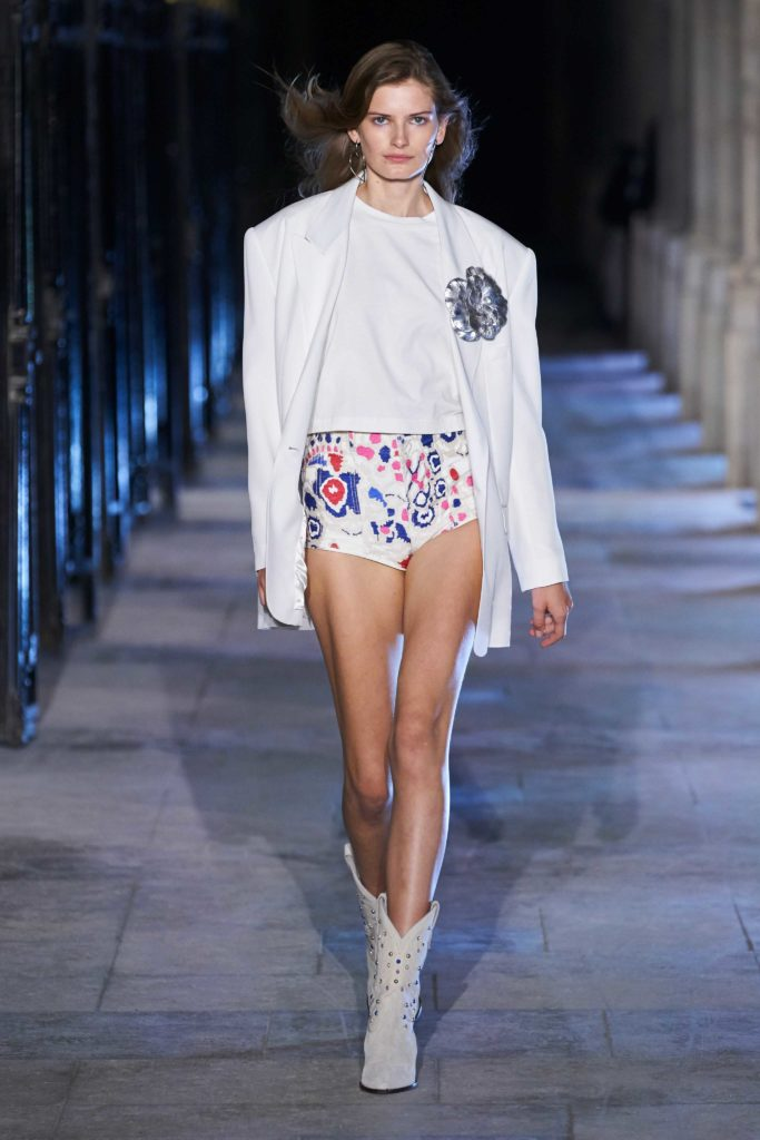 Spring Summer 2021 trends runway coverage Ready To Wear Vogue Pants are an option Isabel Marant