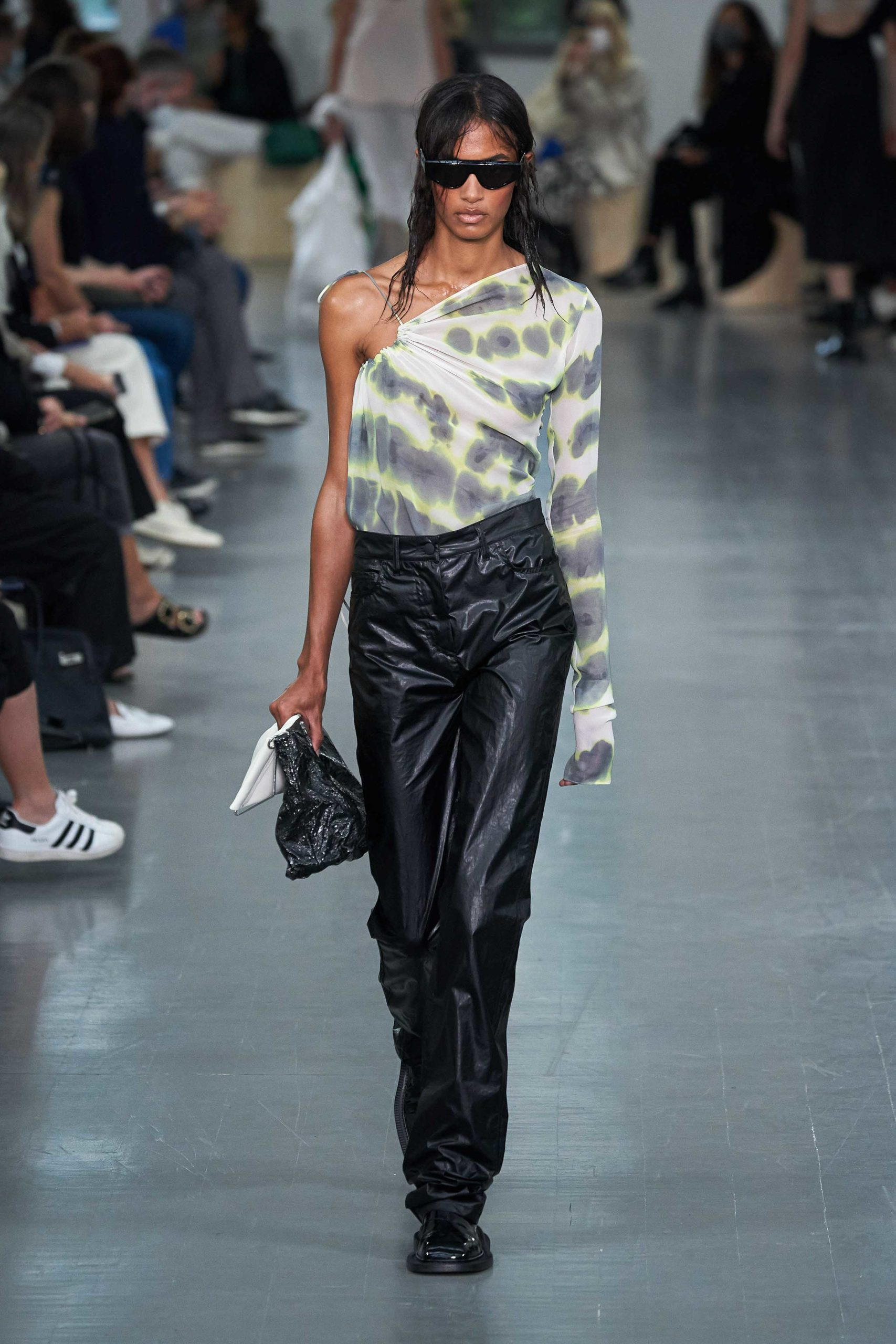 Spring Summer 2021 trends runway coverage Ready To Wear Vogue tie dye Sportmax