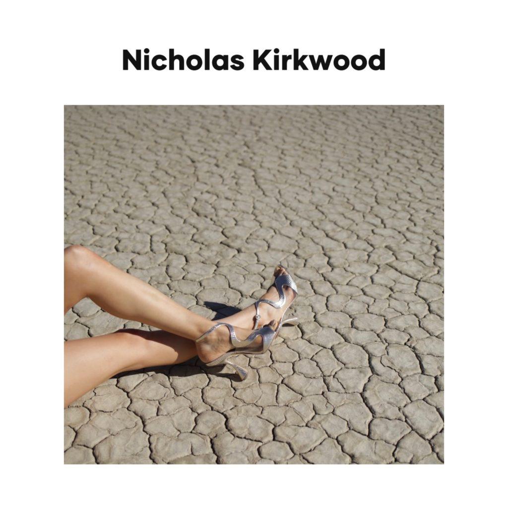 Nicholas Kirkwood digital campaign editorial julia comil