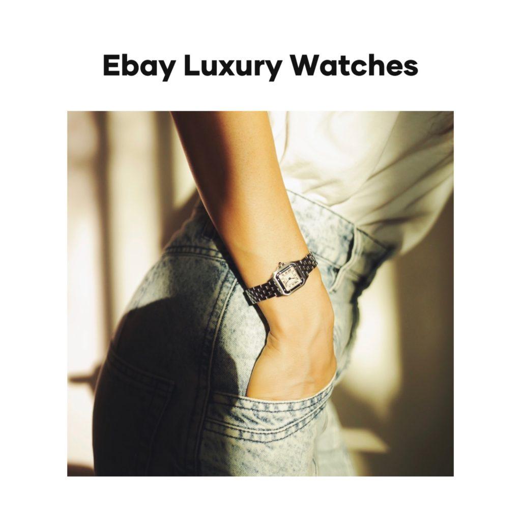 Ebay Cartier digital campaign editorial julia comil