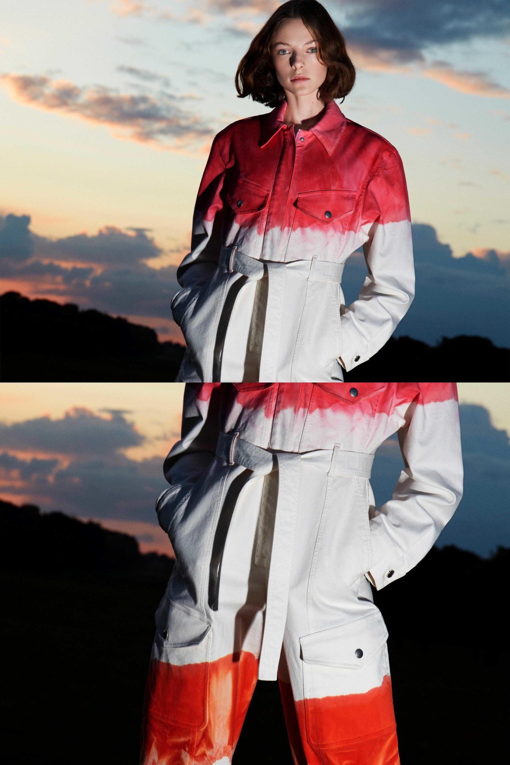Spring Summer 2021 trends runway coverage Ready To Wear Vogue tie dye Stella McCartney