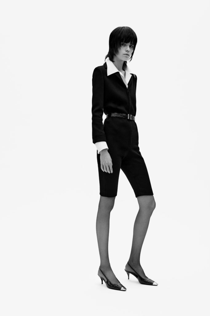 Spring Summer 2021 trends runway coverage Ready To Wear Vogue polo shirts Saint Laurent