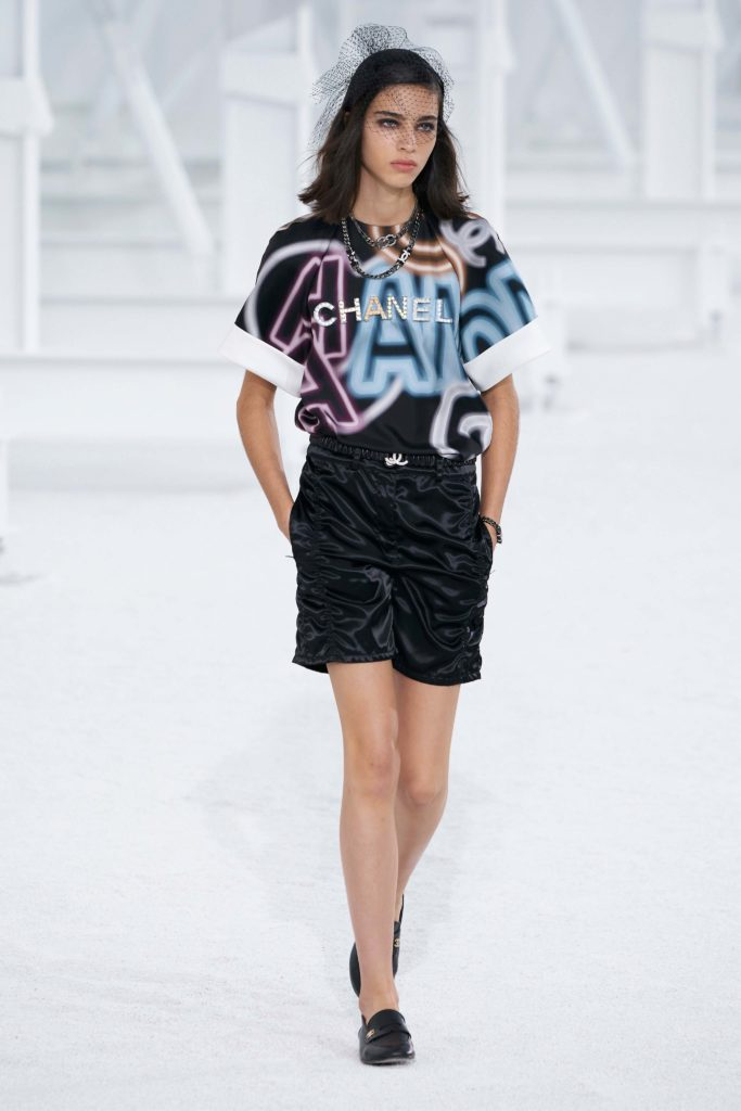 Spring Summer 2021 trends runway coverage Ready To Wear Vogue sporty chic Chanel