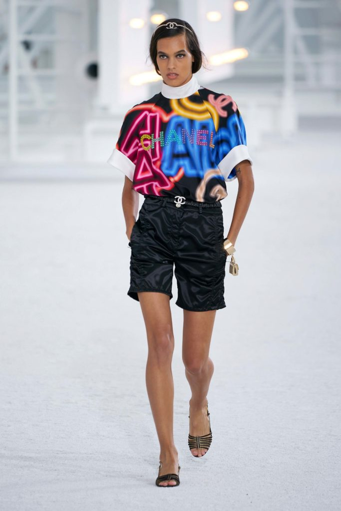 Spring Summer 2021 trends runway coverage Ready To Wear Vogue sport chic Chanel