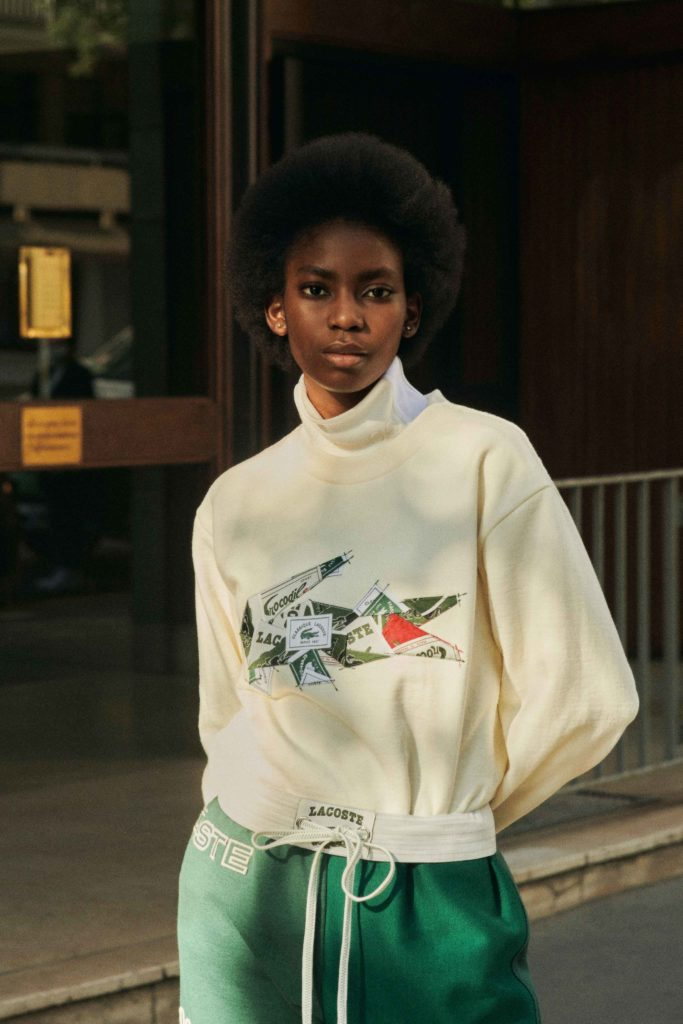Spring Summer 2021 trends runway coverage Ready To Wear Vogue sporty chic lacoste