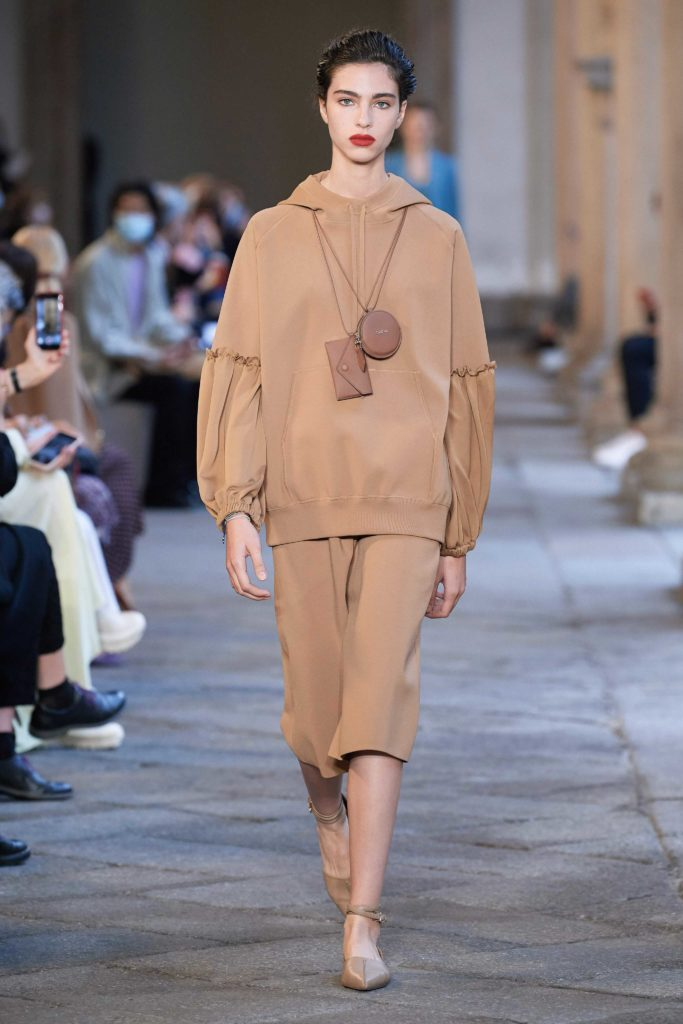 Spring Summer 2021 trends runway coverage Ready To Wear Vogue sporty chic Max Mara