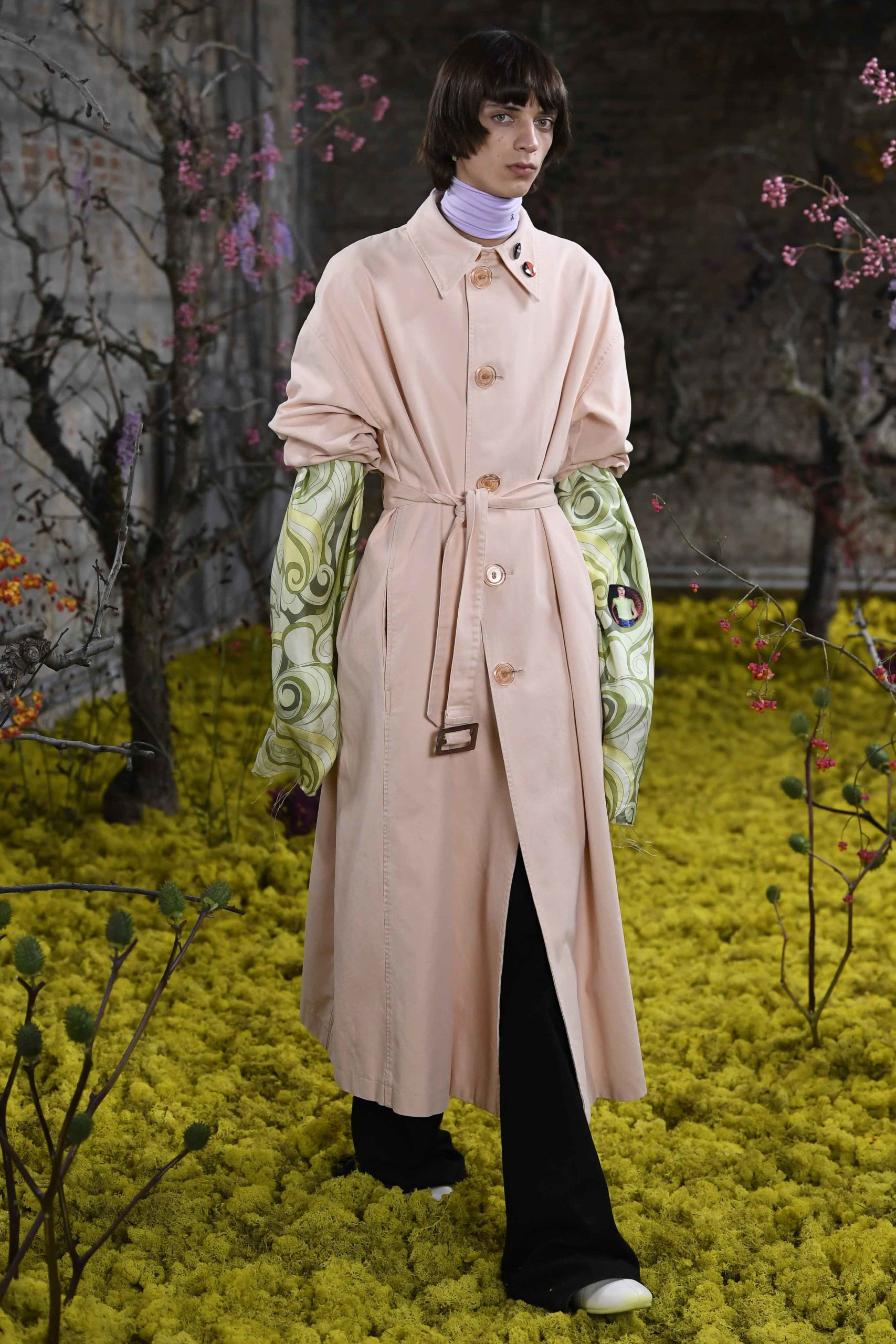 Spring Summer 2021 favorite looks runway coverage Ready To Wear Vogue Raf Simons