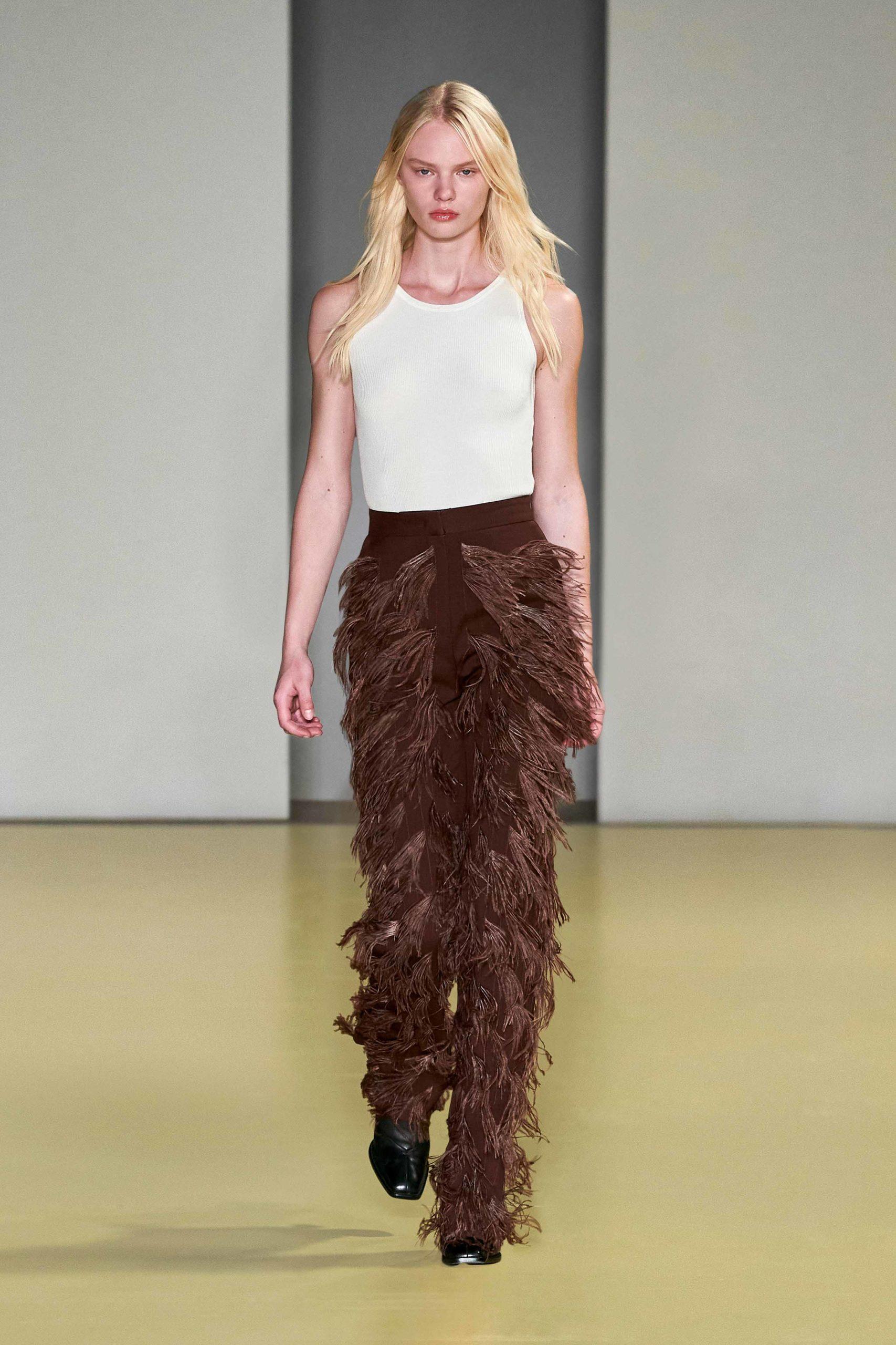 Spring Summer 2021 favorite looks runway coverage Ready To Wear Vogue Salvatore Ferragamo
