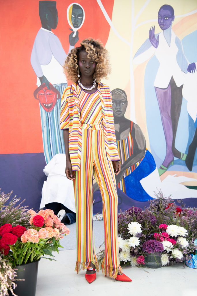 Spring Summer 2021 trends runway coverage Ready To Wear Vogue elevated pajama party Kenneth Ize