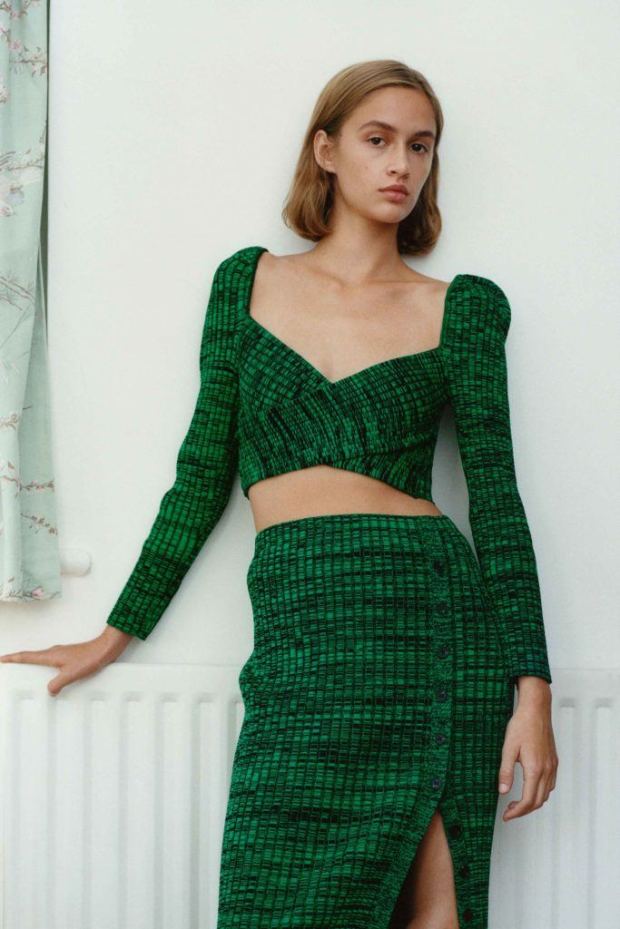 Spring Summer 2021 trends runway coverage Ready To Wear Vogue Modern Knit cozy chic at home Mr Self Portrait