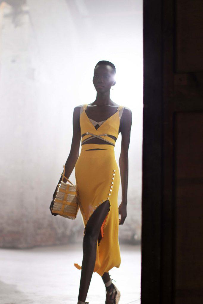 Spring Summer 2021 trends runway coverage Ready To Wear Vogue Modern Knit Altuzarra