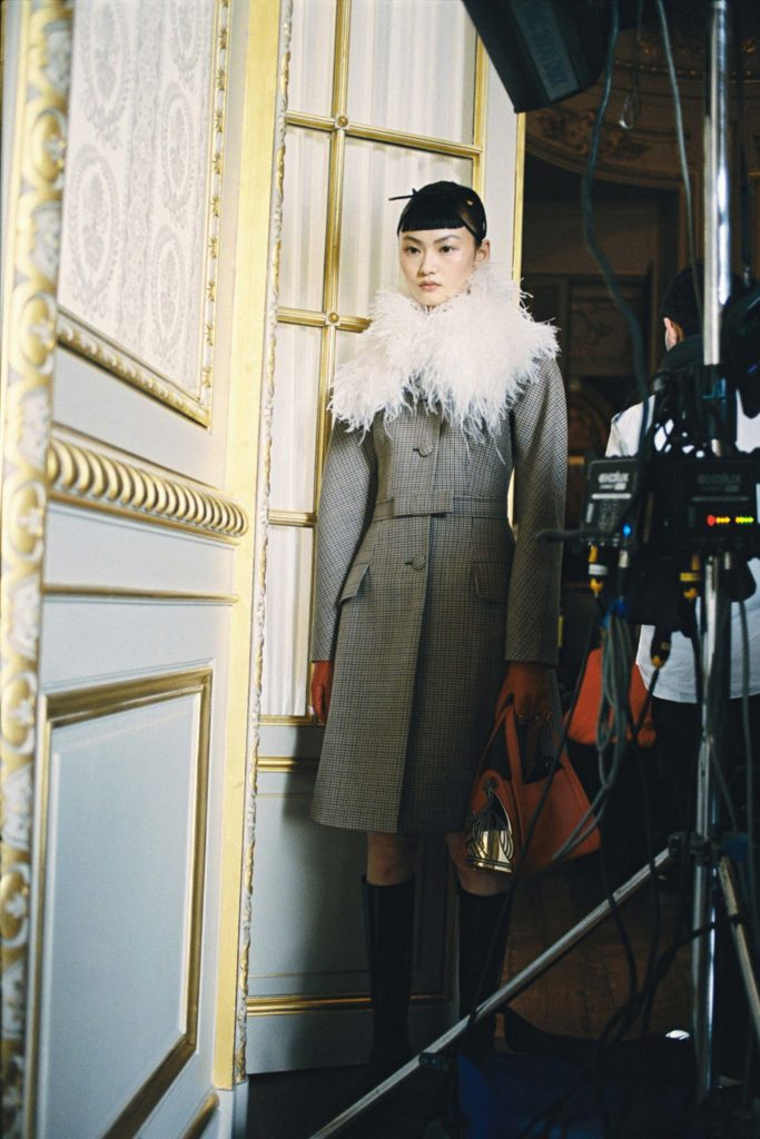 Best coats Fall Winter 2021 from the Runway Lanvin RTW-Fall-21