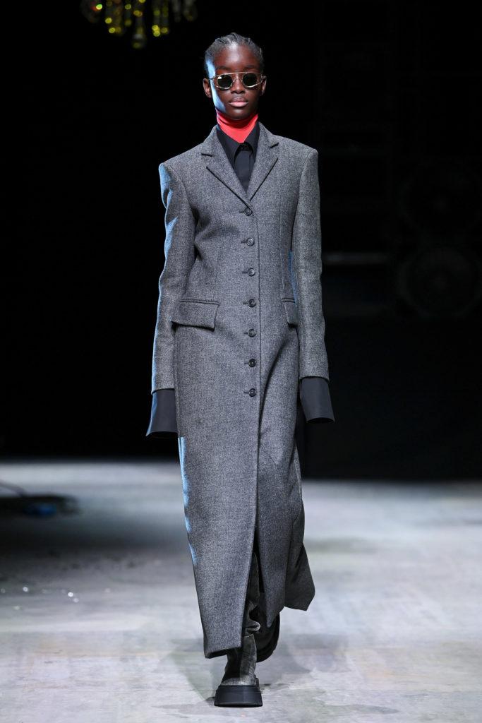 Best coats Fall Winter 2021 from the Runway - coats trends Sportmax masculin mens coats for woman
