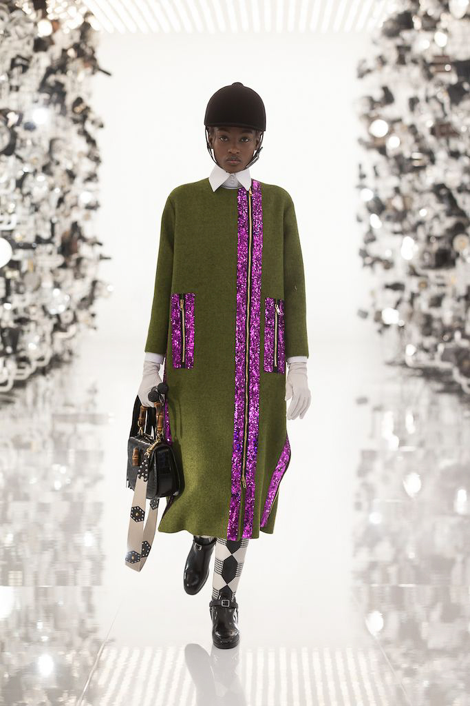 Best coats Fall Winter 2021 from the Runway - coats trends Gucci